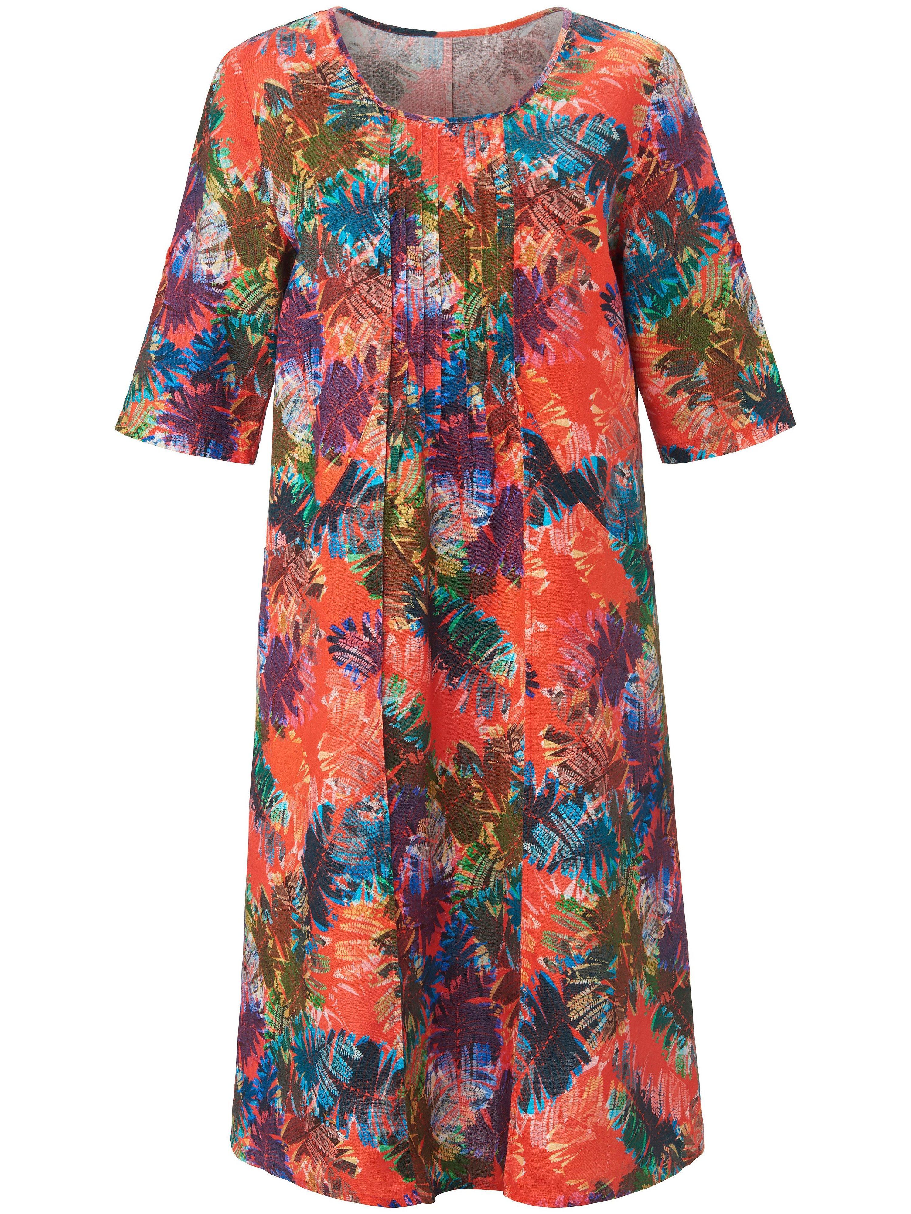 Kleid aus 9 leinen