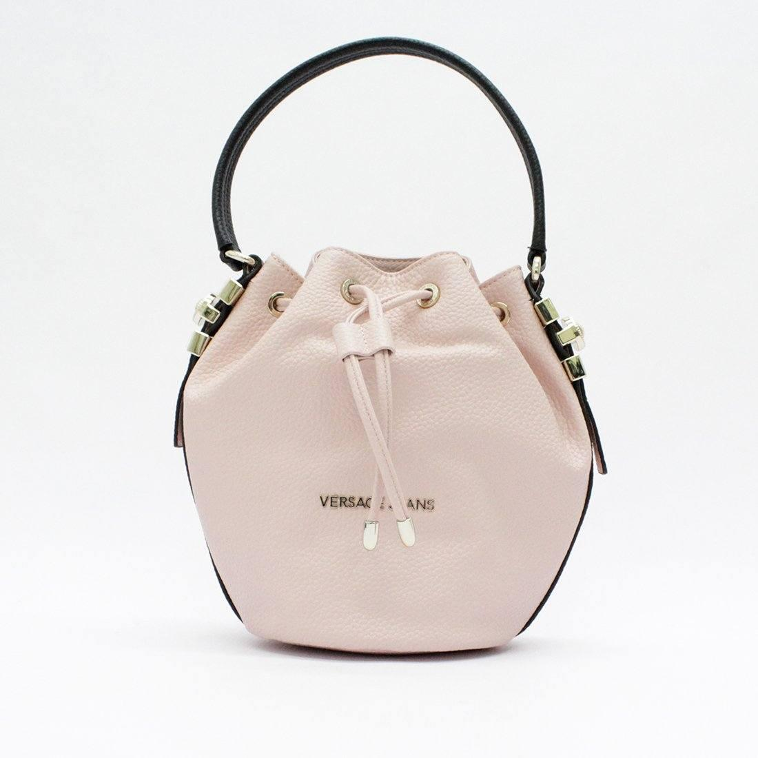 Lyst - Versace Jeans Stud Detail Pouch Pink in Pink 40ef3d5bcf6b8