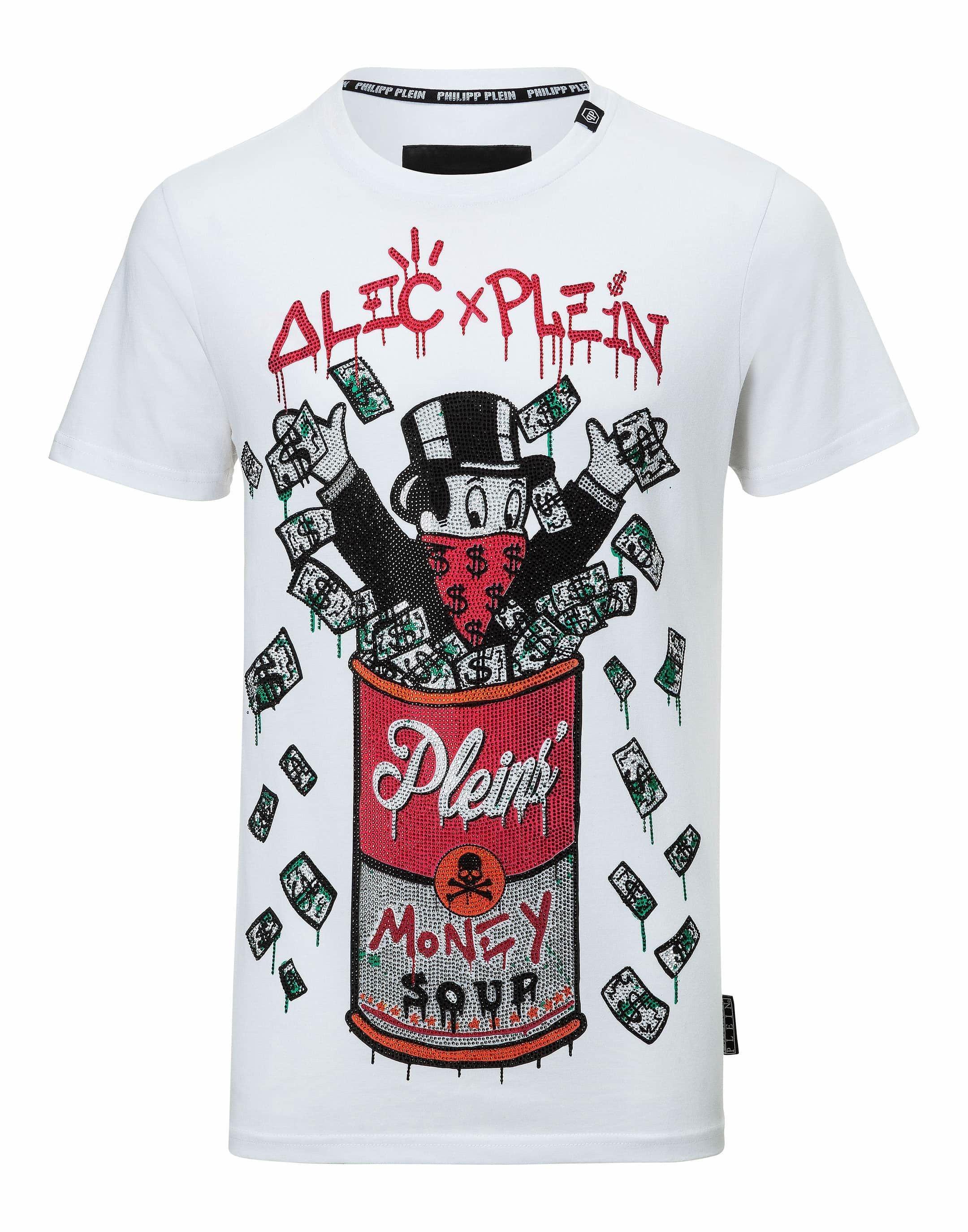 monopol t-shirt Philipp Plein Sale Footlocker Cheap Sale Cheapest Price Store Sale ZWXFf0uQ0