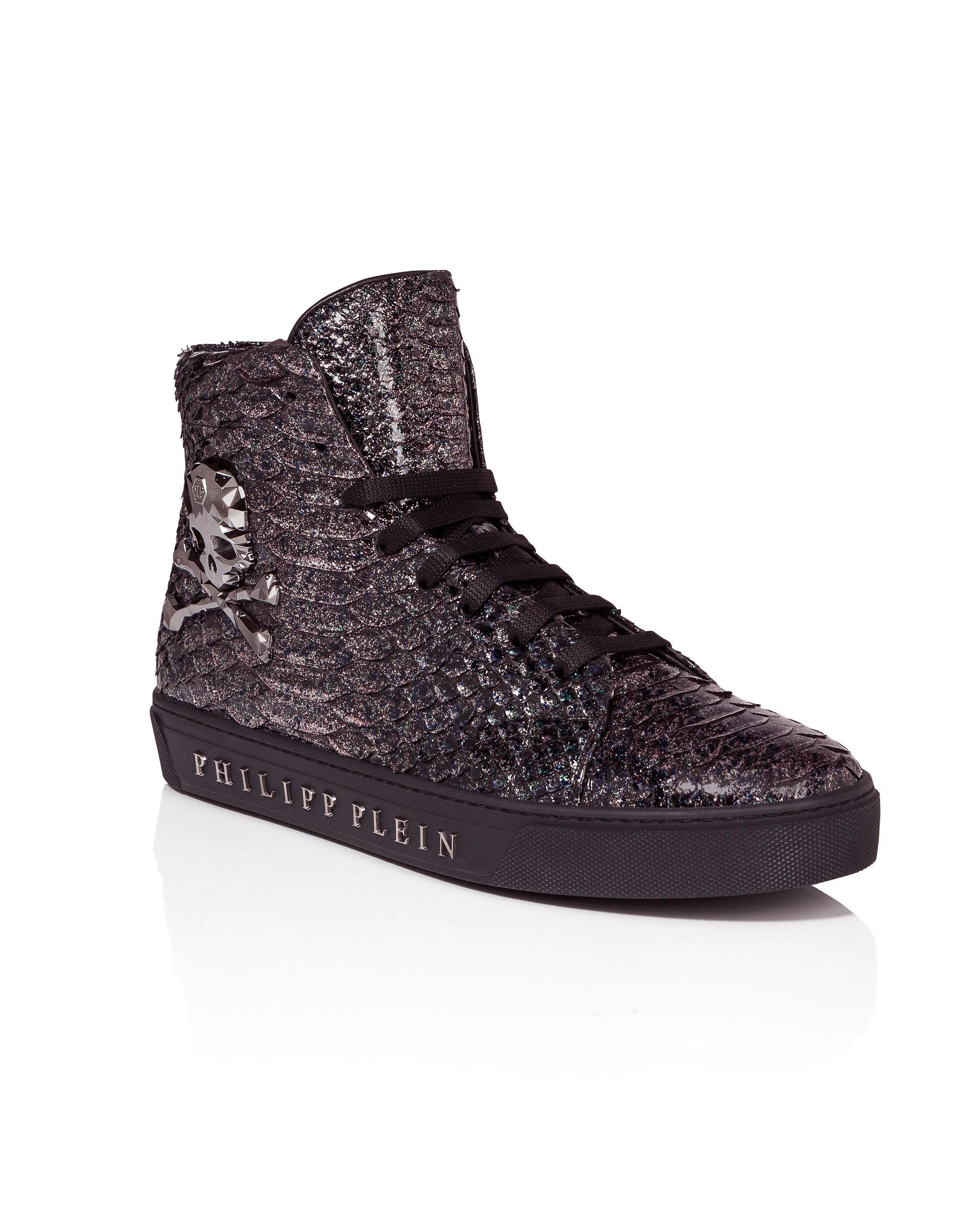 Bill hi-top sneakers - Black Philipp Plein q5zlZ9
