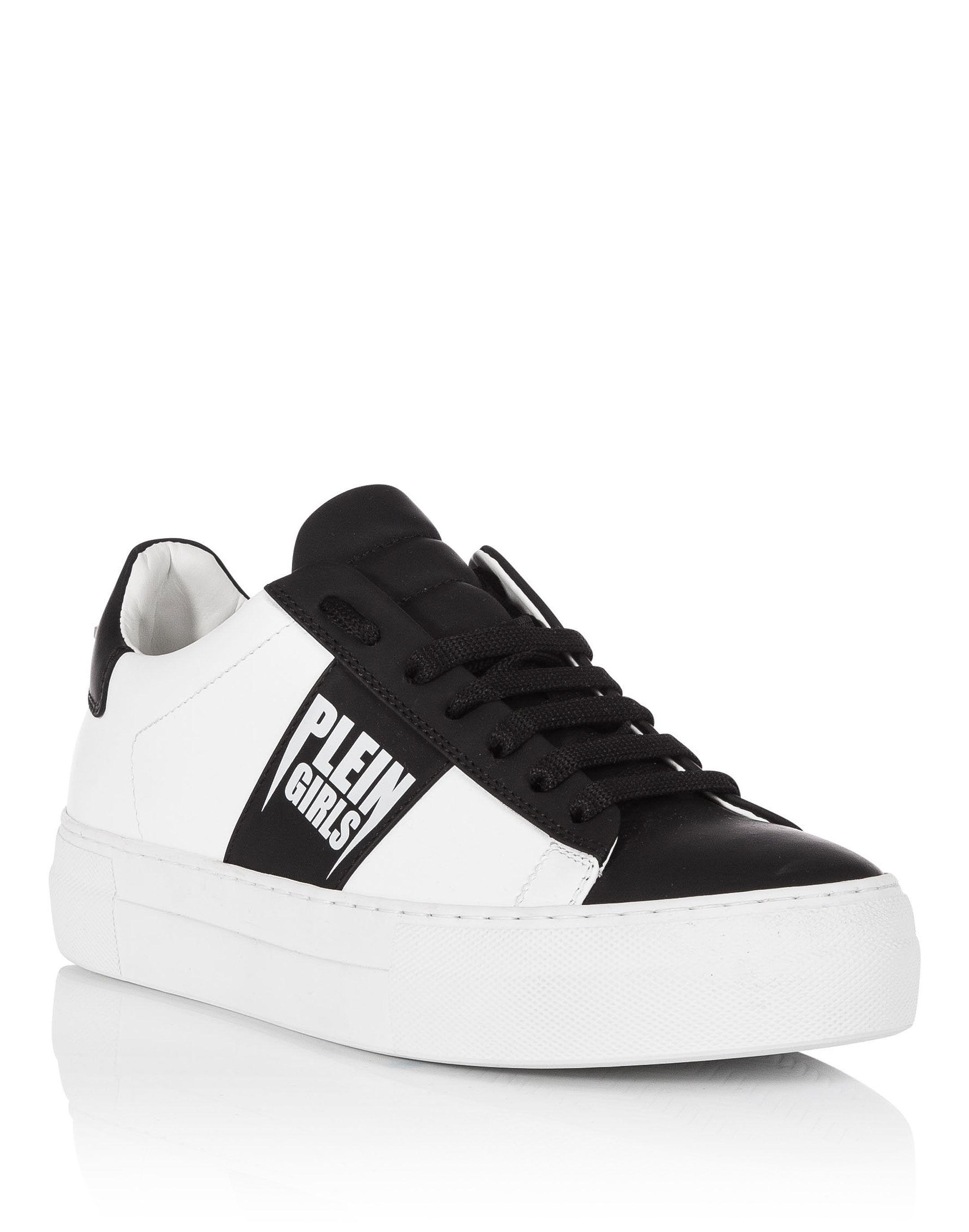 Jewels low-top sneakers - Black Philipp Plein gtoiPM