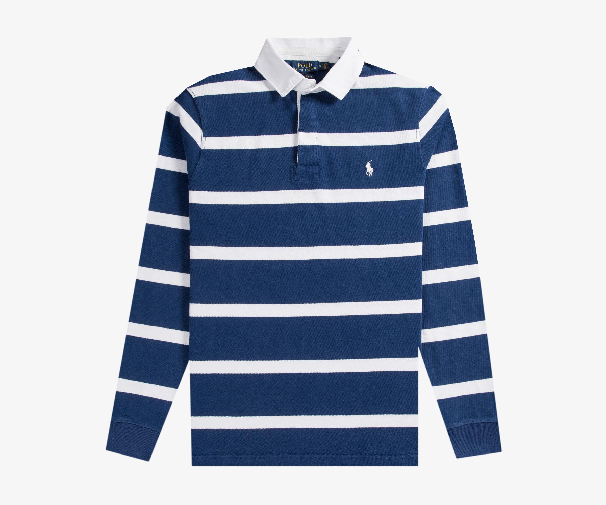 Polo Ralph Lauren Cotton Bar Stripe