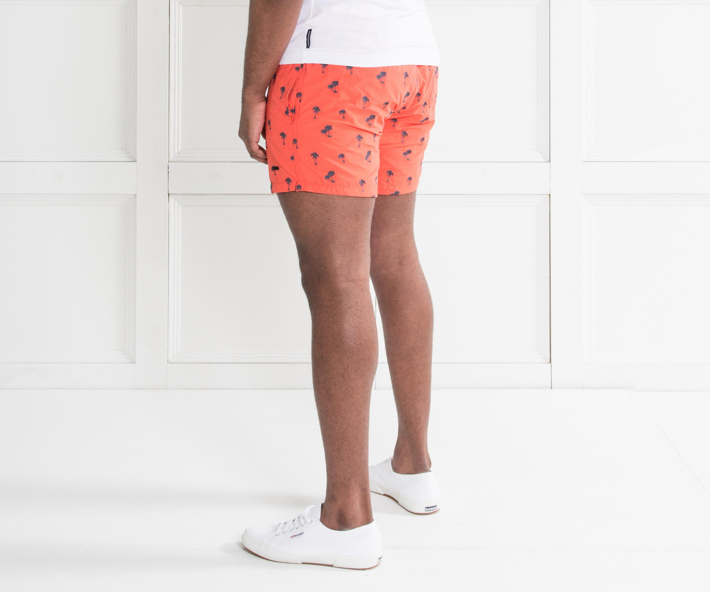 RDHOPE-Men Half Pants Athletic Relaxed-Fit Fit Premium Board Shorts