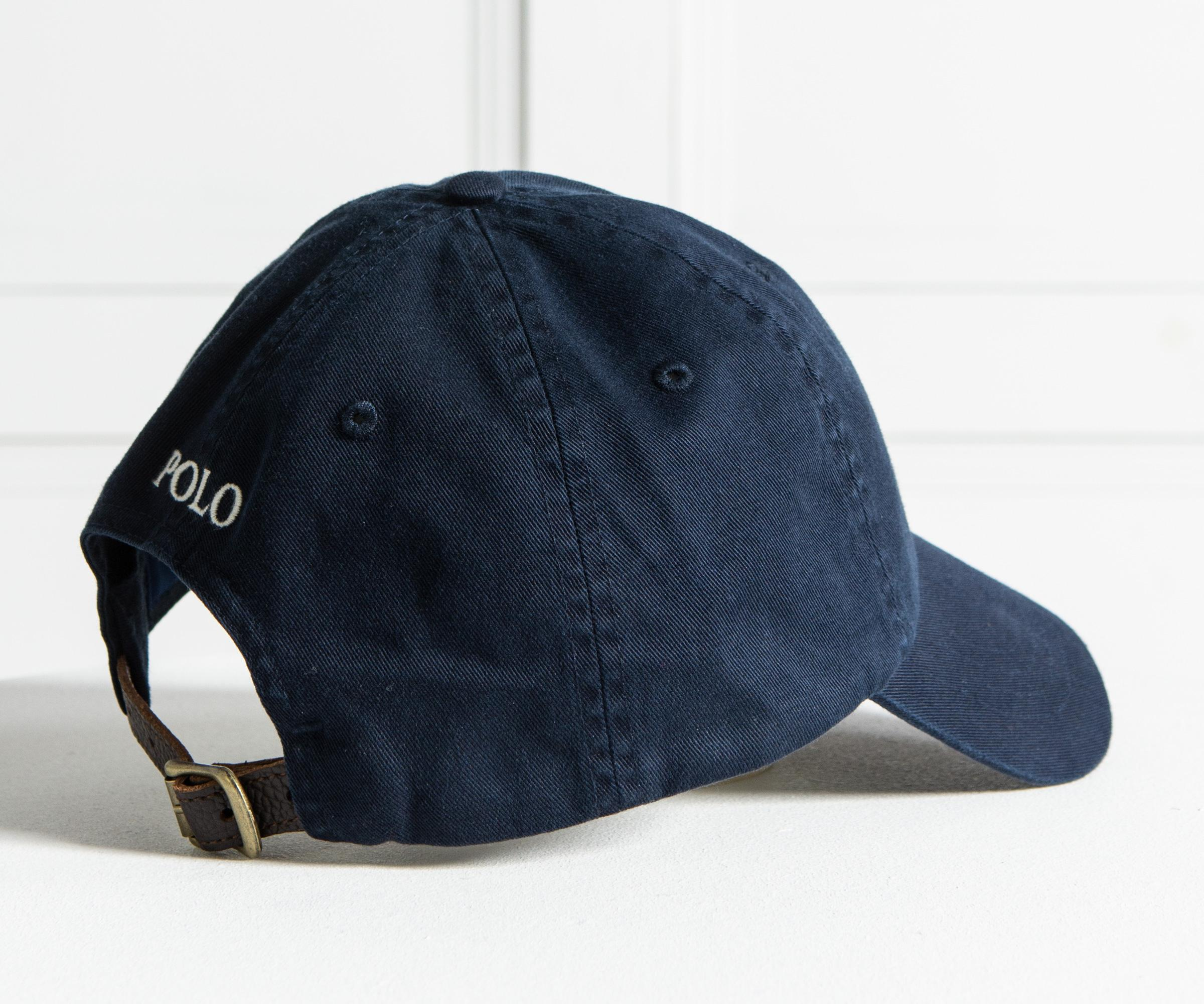 Lyst - Polo Ralph Lauren  polo Bear  Cap Navy in Blue for Men 81d2d80df2ec