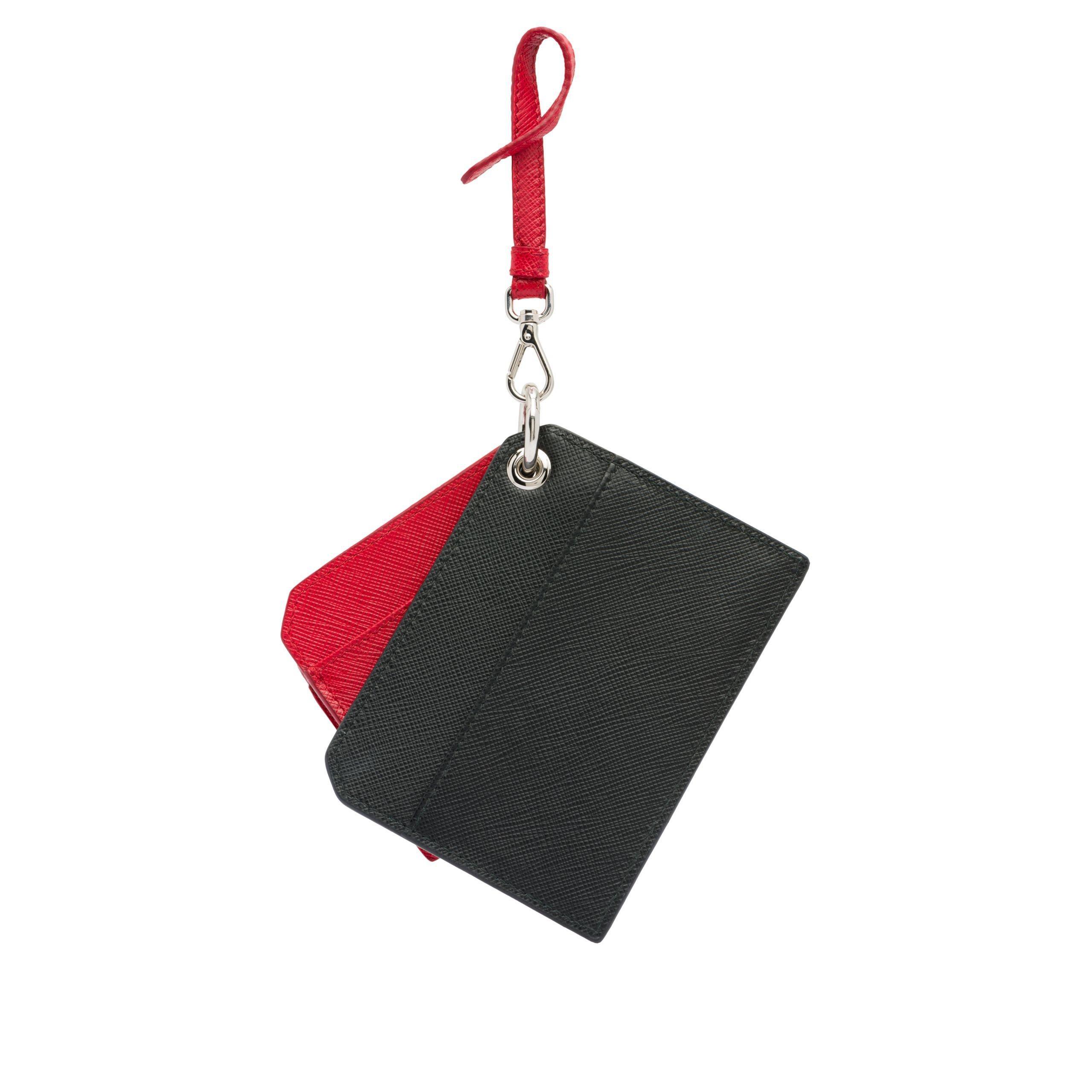 643a7754f1 Women's Malia Leather Keychain Trick