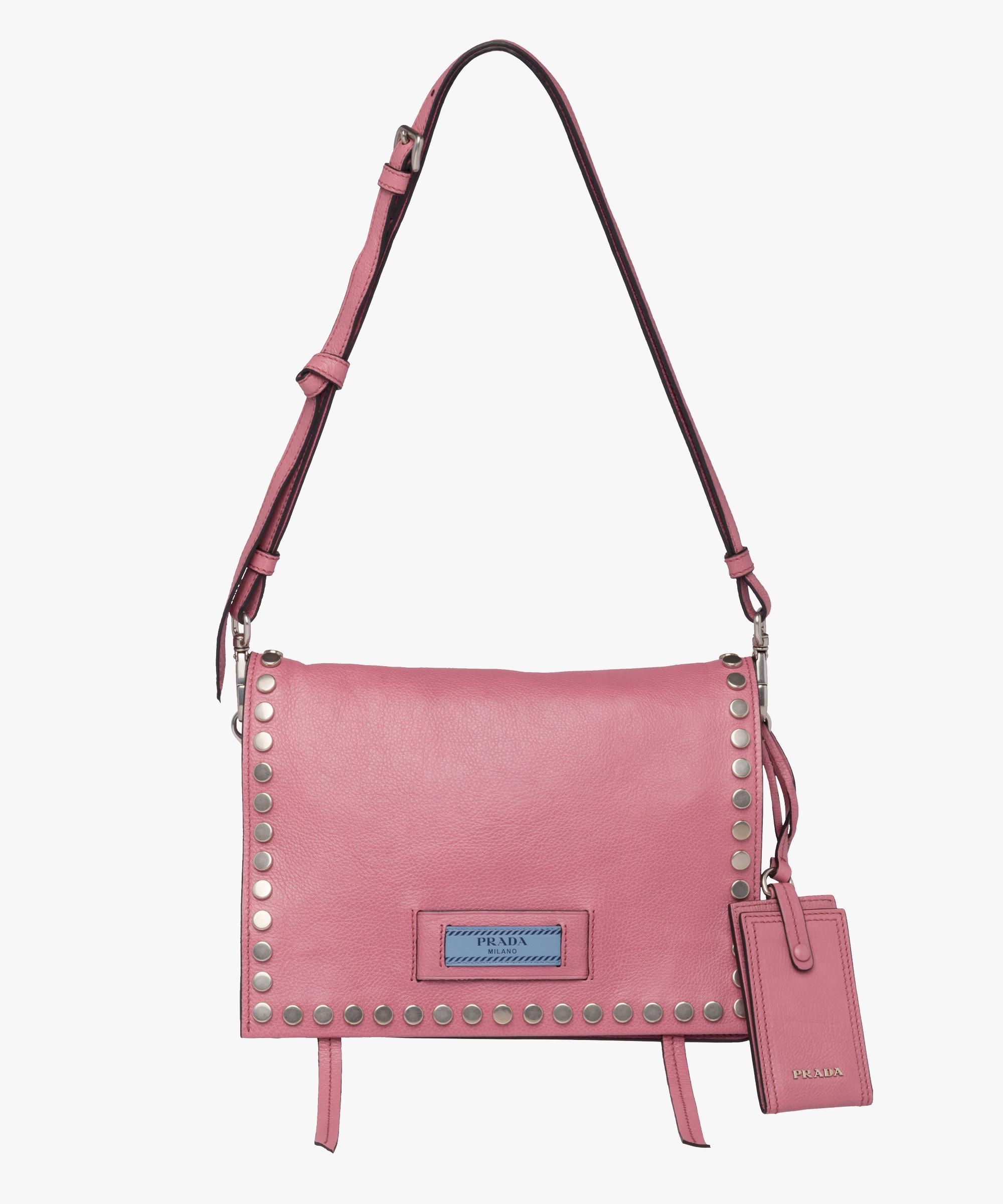 66c3ec602349 Lyst - Prada Etiquette Bag in Pink