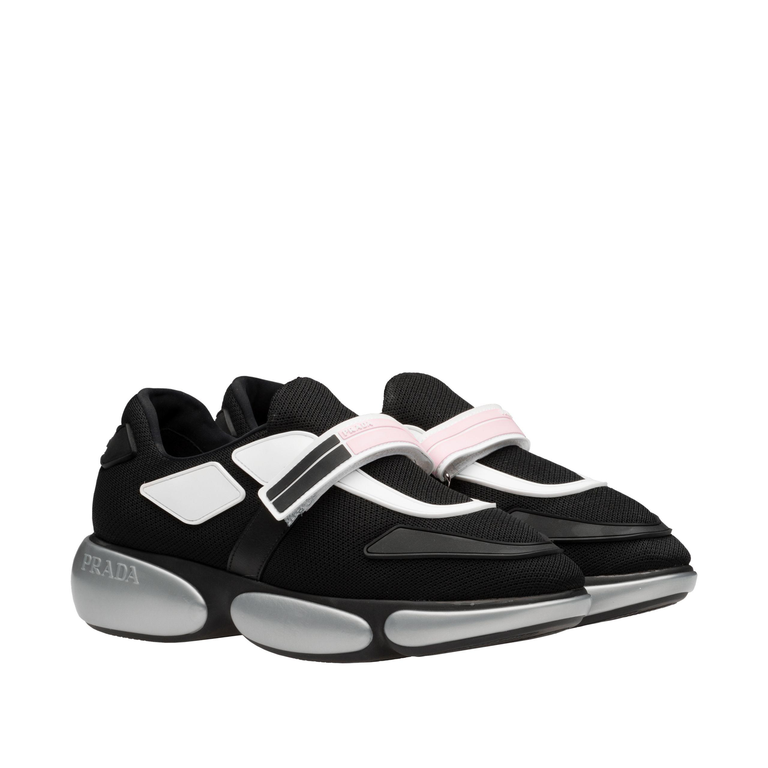 promo code 5a1a8 67abf Women's Black Cloudbust Sneakers