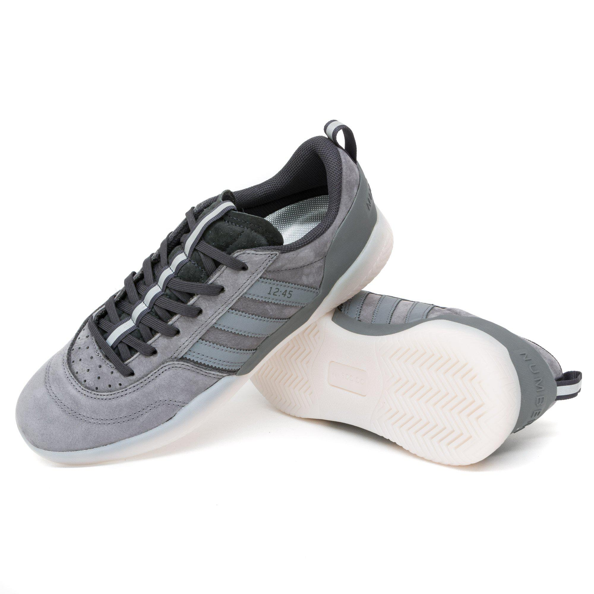 adidas Leather City Cup X Numbers Shoes