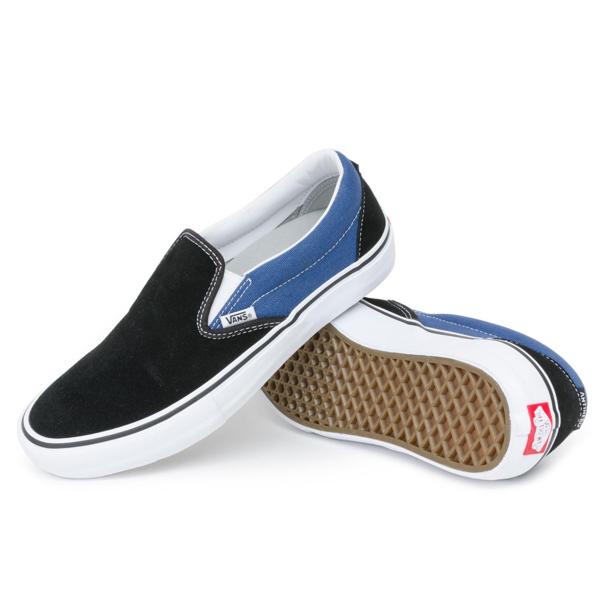Vans X Antihero Slip On Pro Shoes in