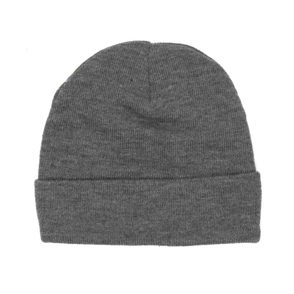 Dickies Beanie /& Patch Color Gray