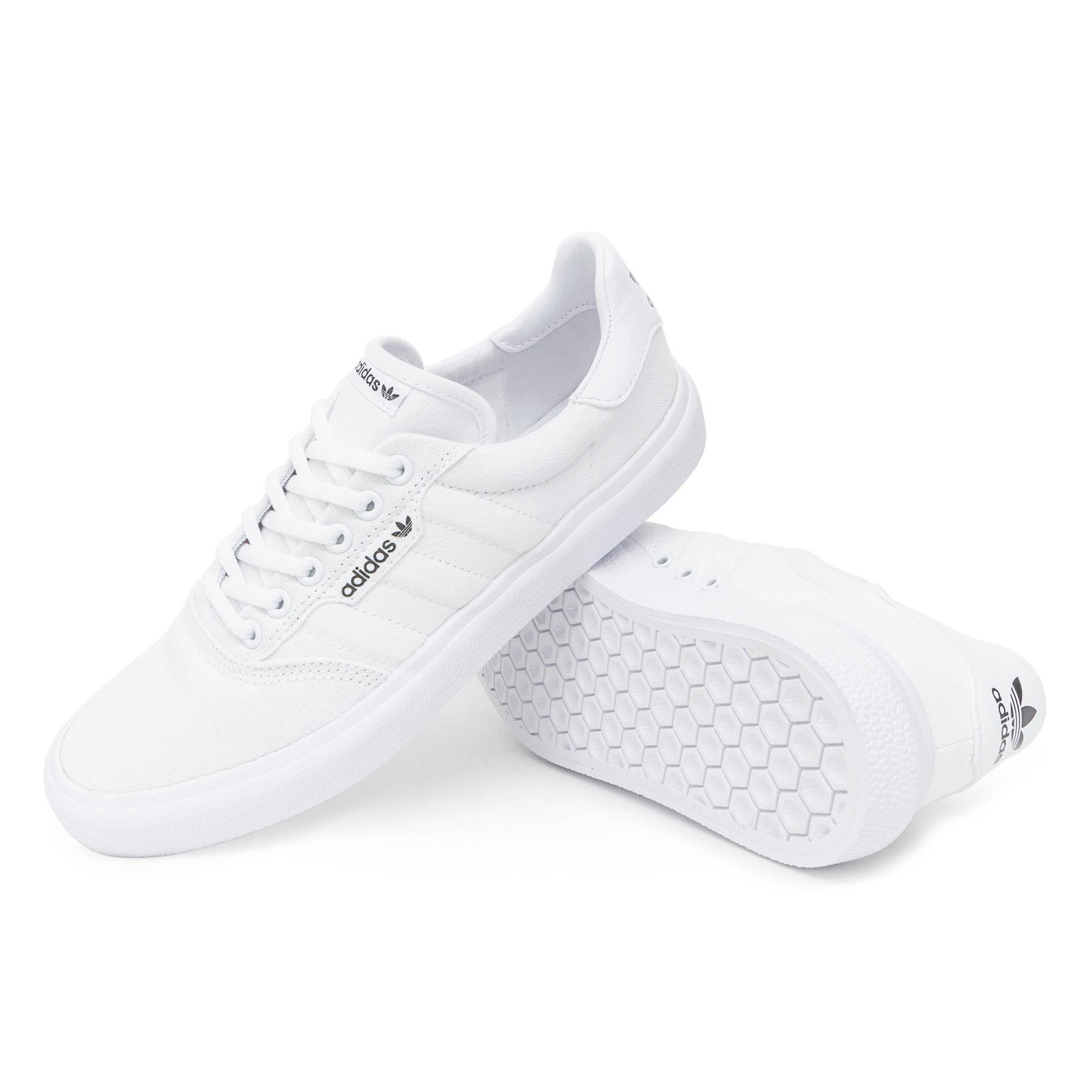 adidas 3MC White Shoes  Zumiez