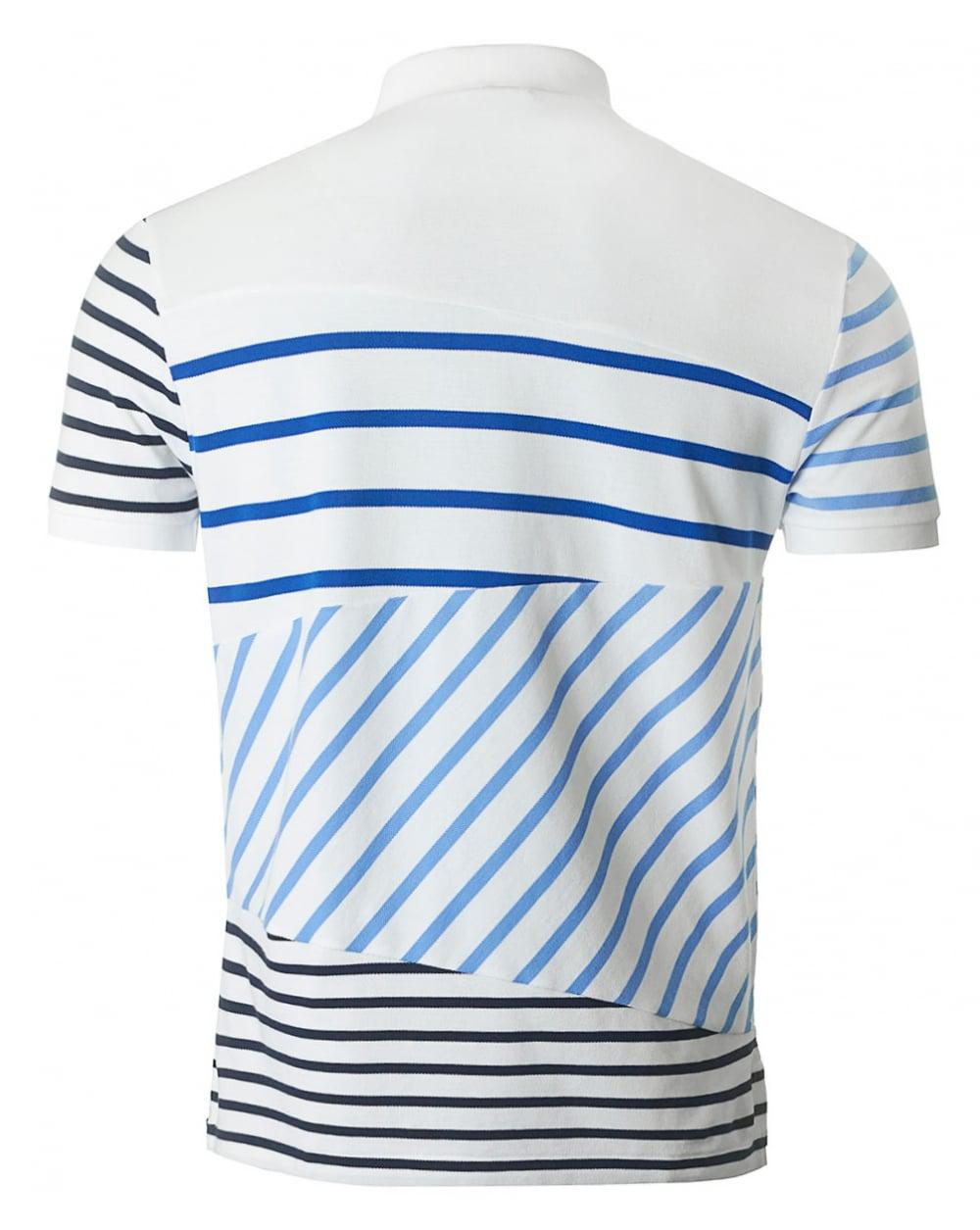 Cut Men Custom Ralph For Lauren Fit Sew And Polo White T3lFKc1J