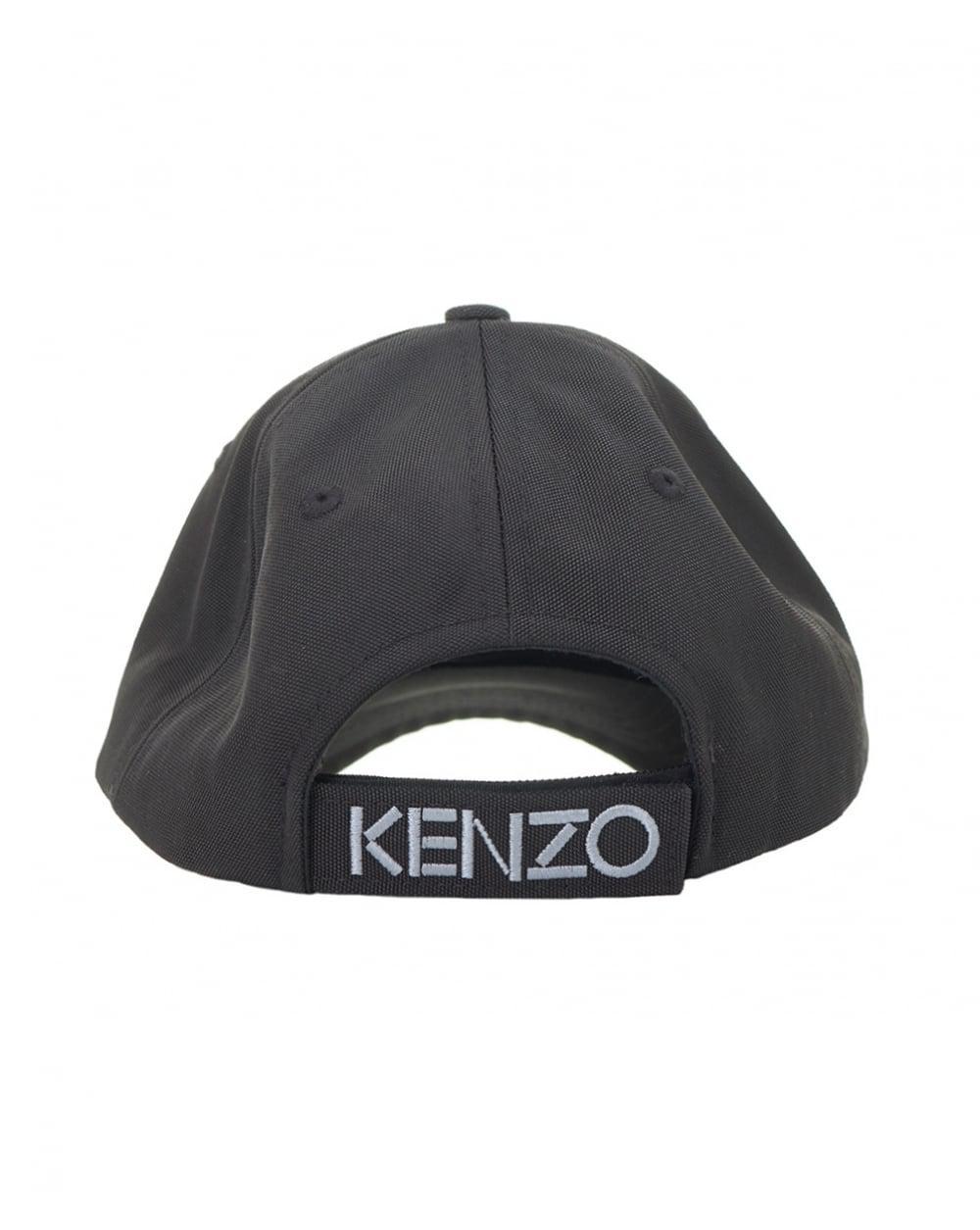 KENZO - Black Tiger Cap for Men - Lyst. View fullscreen 1def282d6184