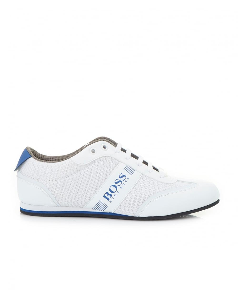 los angeles various design hottest sale Lighter Low Leather Mesh Trainers