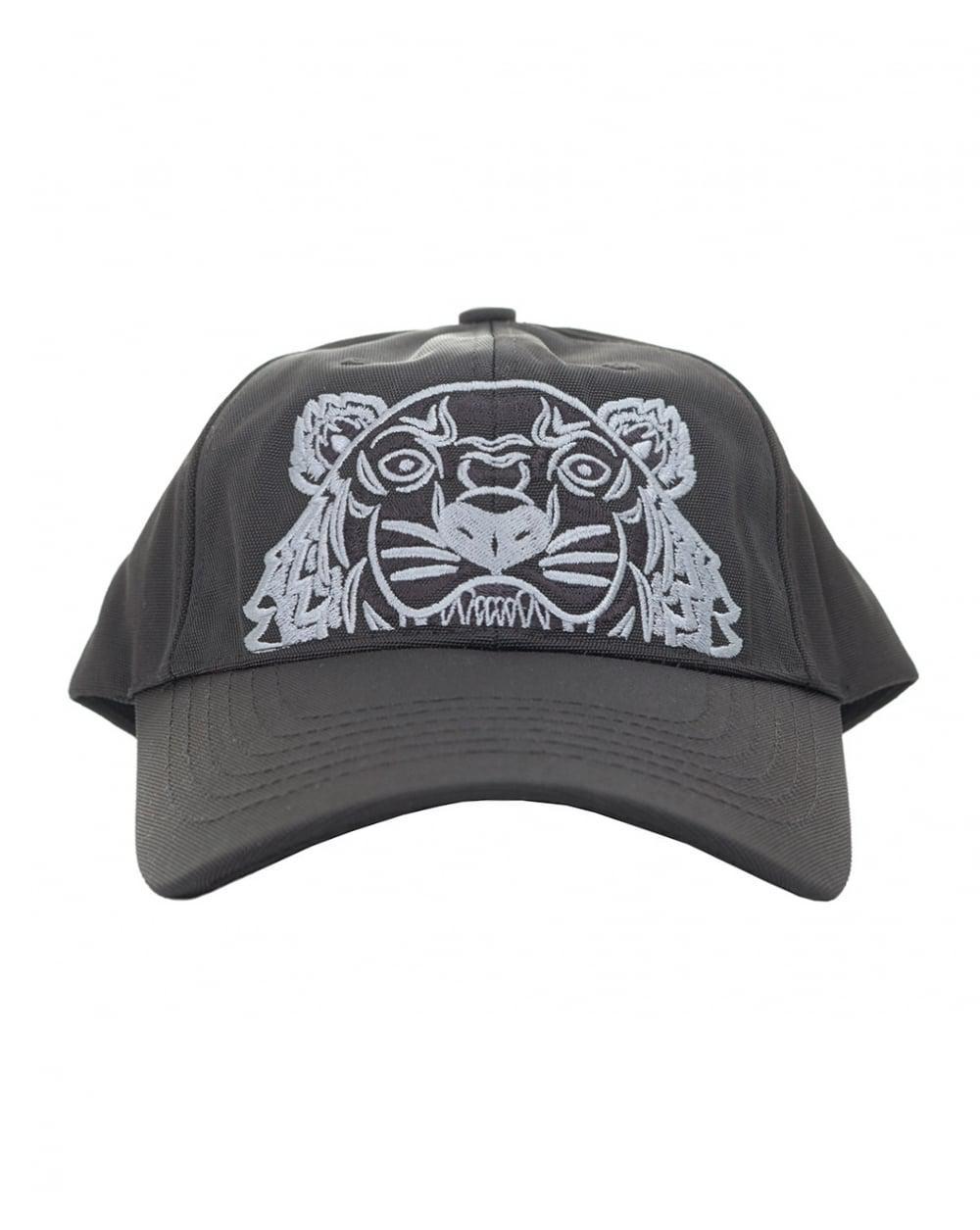 48d2630d1f0 KENZO - Black Tiger Cap for Men - Lyst. View fullscreen