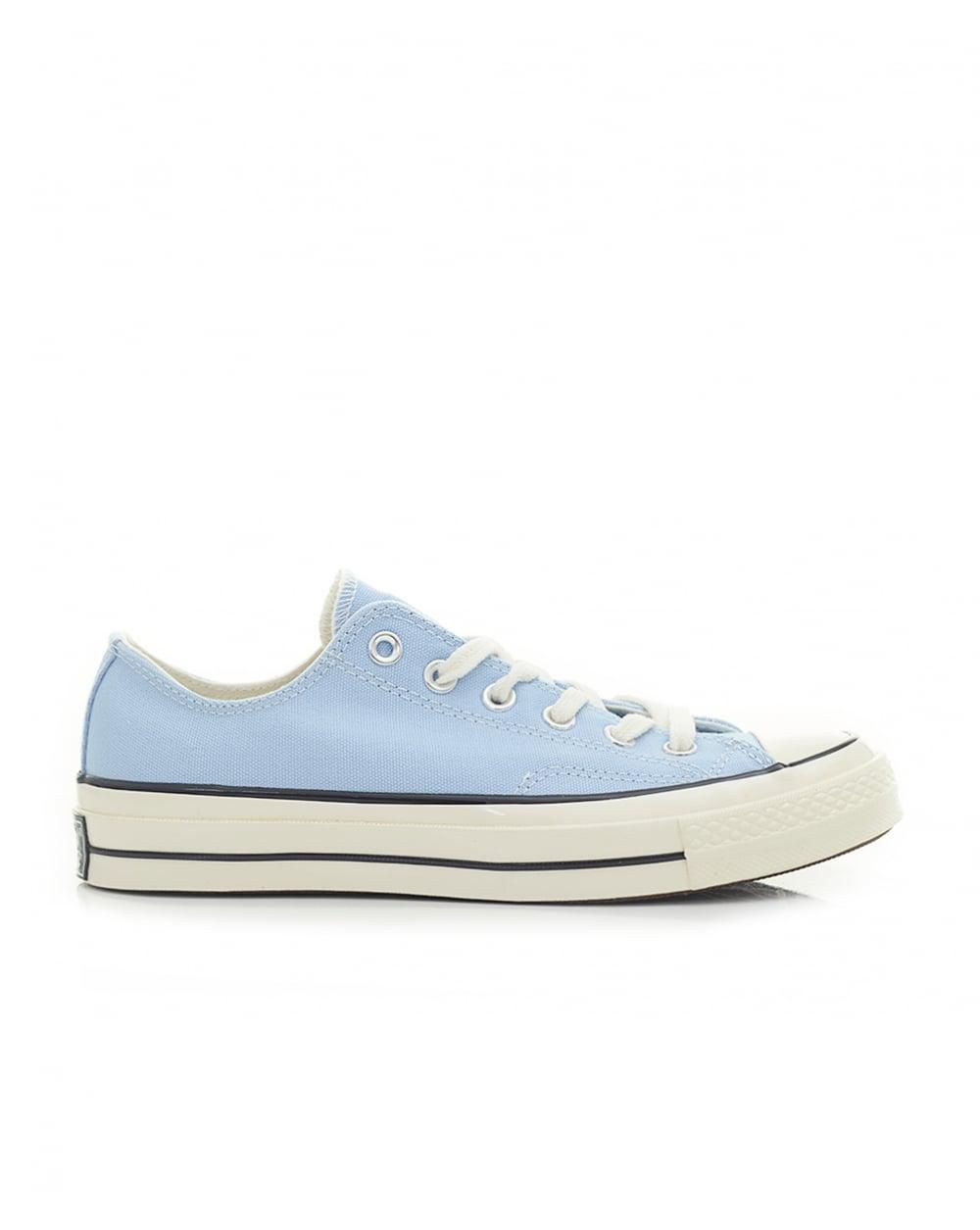 Converse Chuck 70 s Low Trainers in Blue for Men - Save 46% - Lyst 6c1498ac6