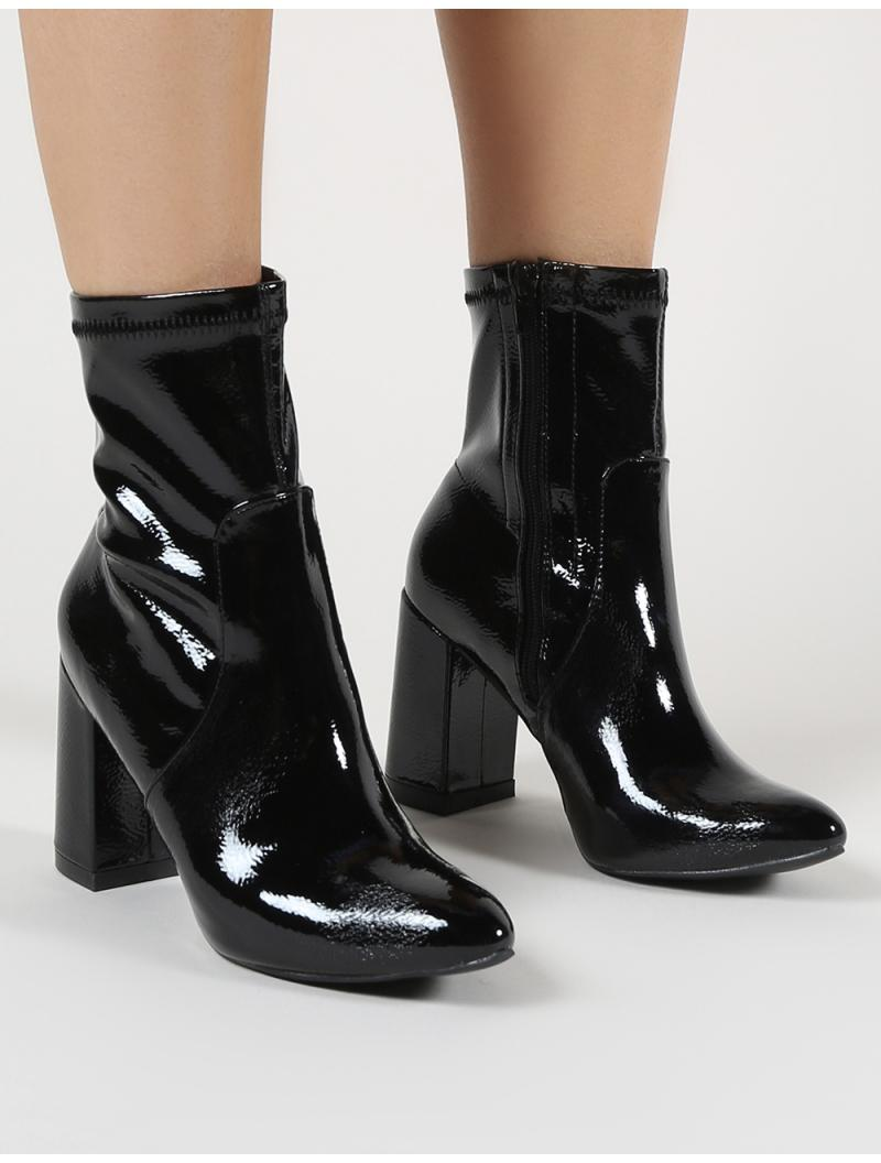 Raya Pointed Toe Ankle Boots