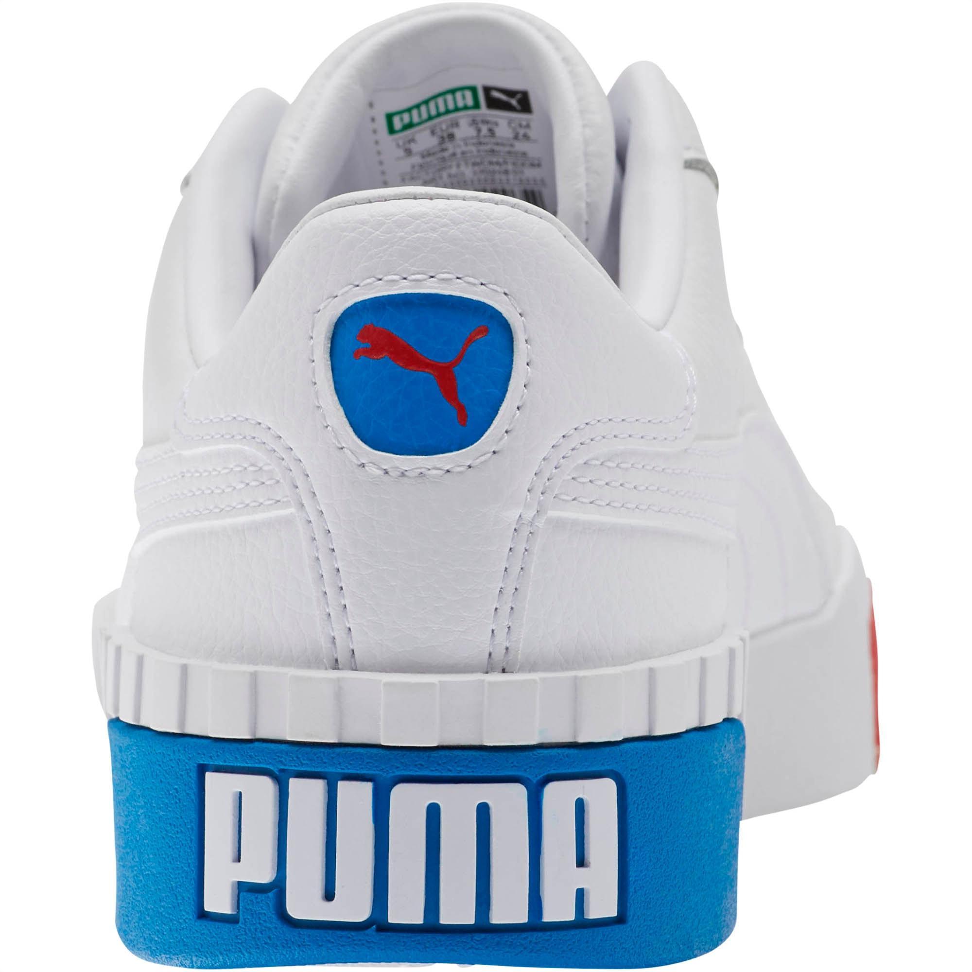 PUMA Leather Cali Rwb Women's Sneakers