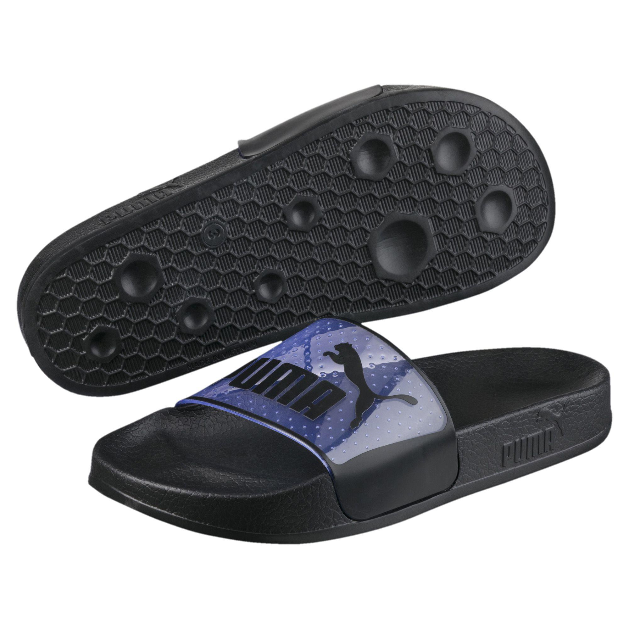 Lyst - PUMA Leadcat Jelly Women s Slide Sandals in Black for Men 483da0775