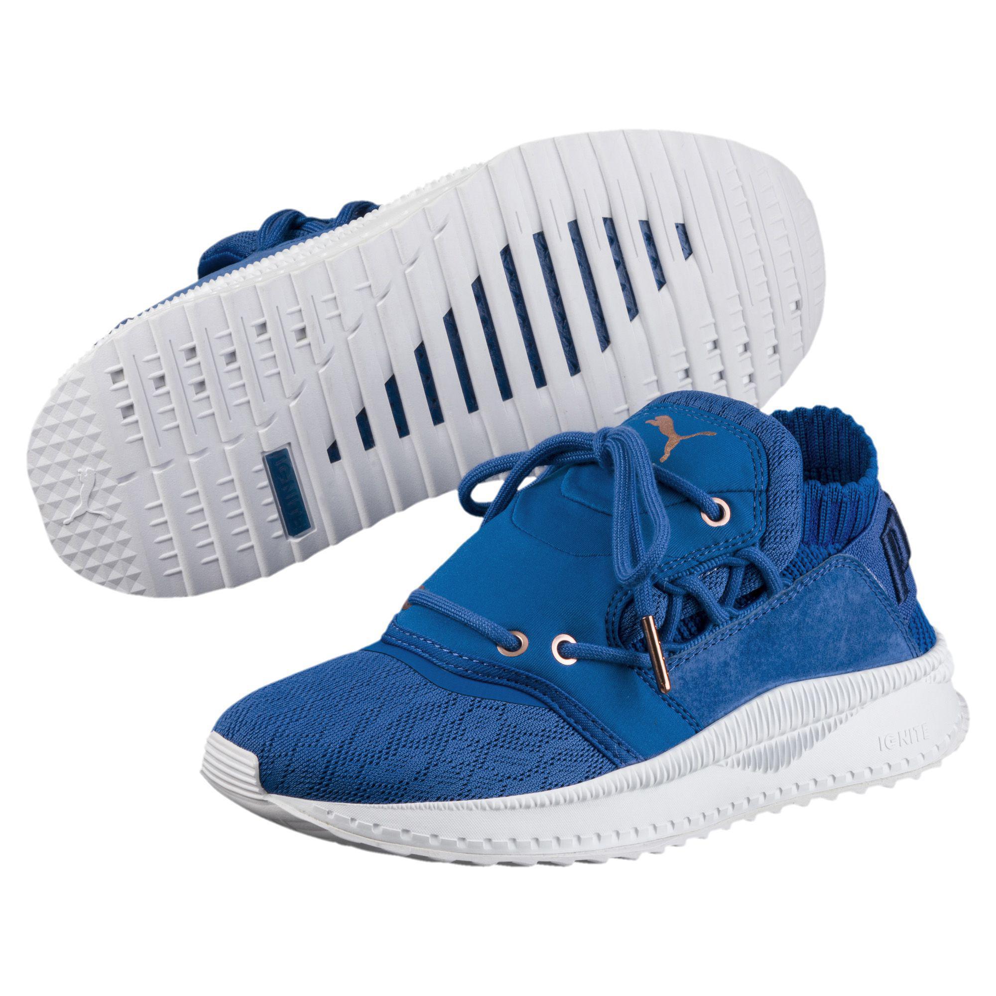 Lyst - PUMA Tsugi Shinsei Women s Training Shoes in Blue 820ae3e69