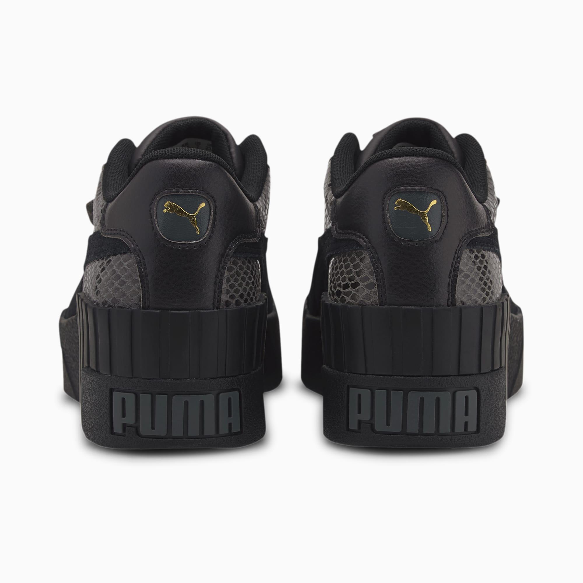 puma wedge trainers uk