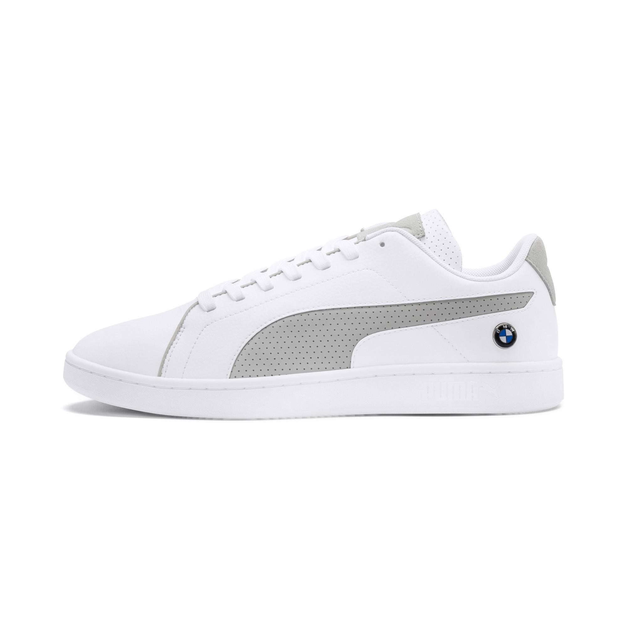Lyst - PUMA Bmw Mms Smash V2 in White for Men 977051c95