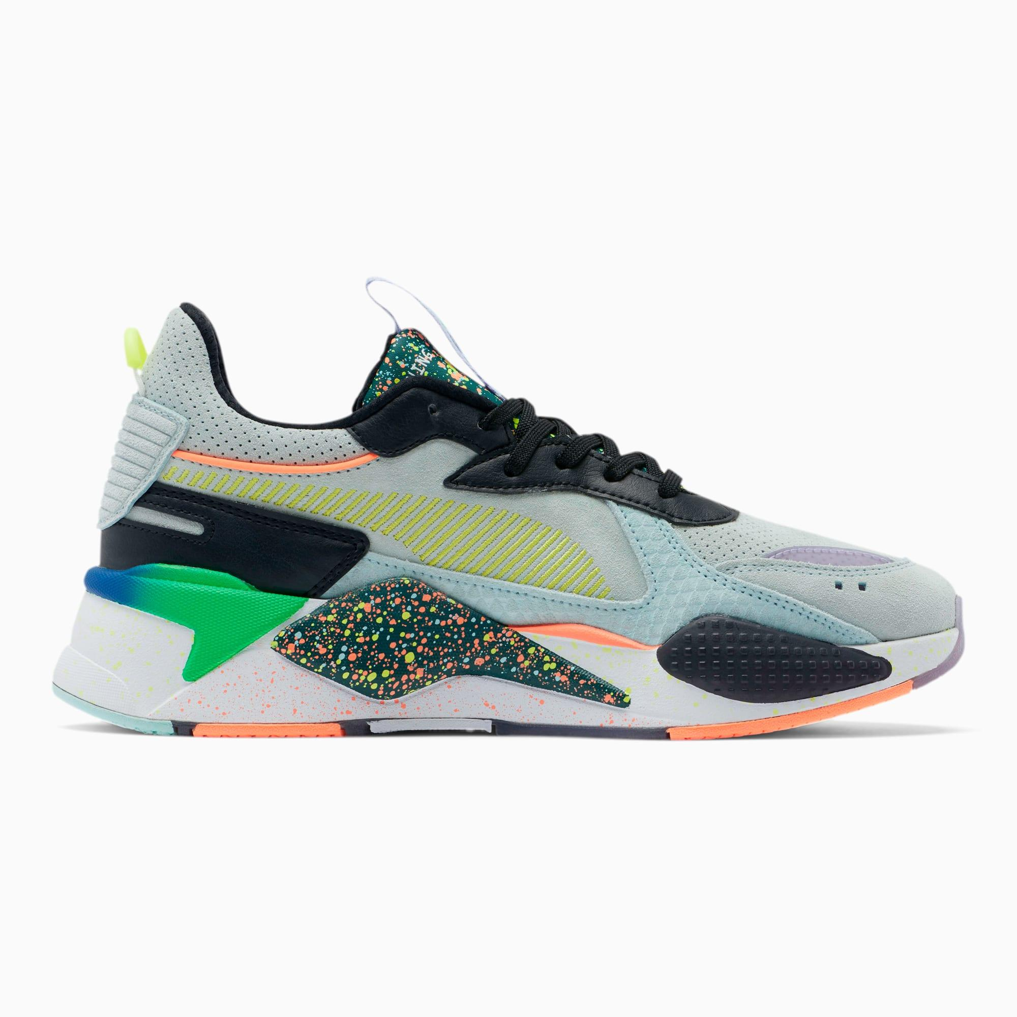PUMA Leather Rs-x Running Shoes for Men