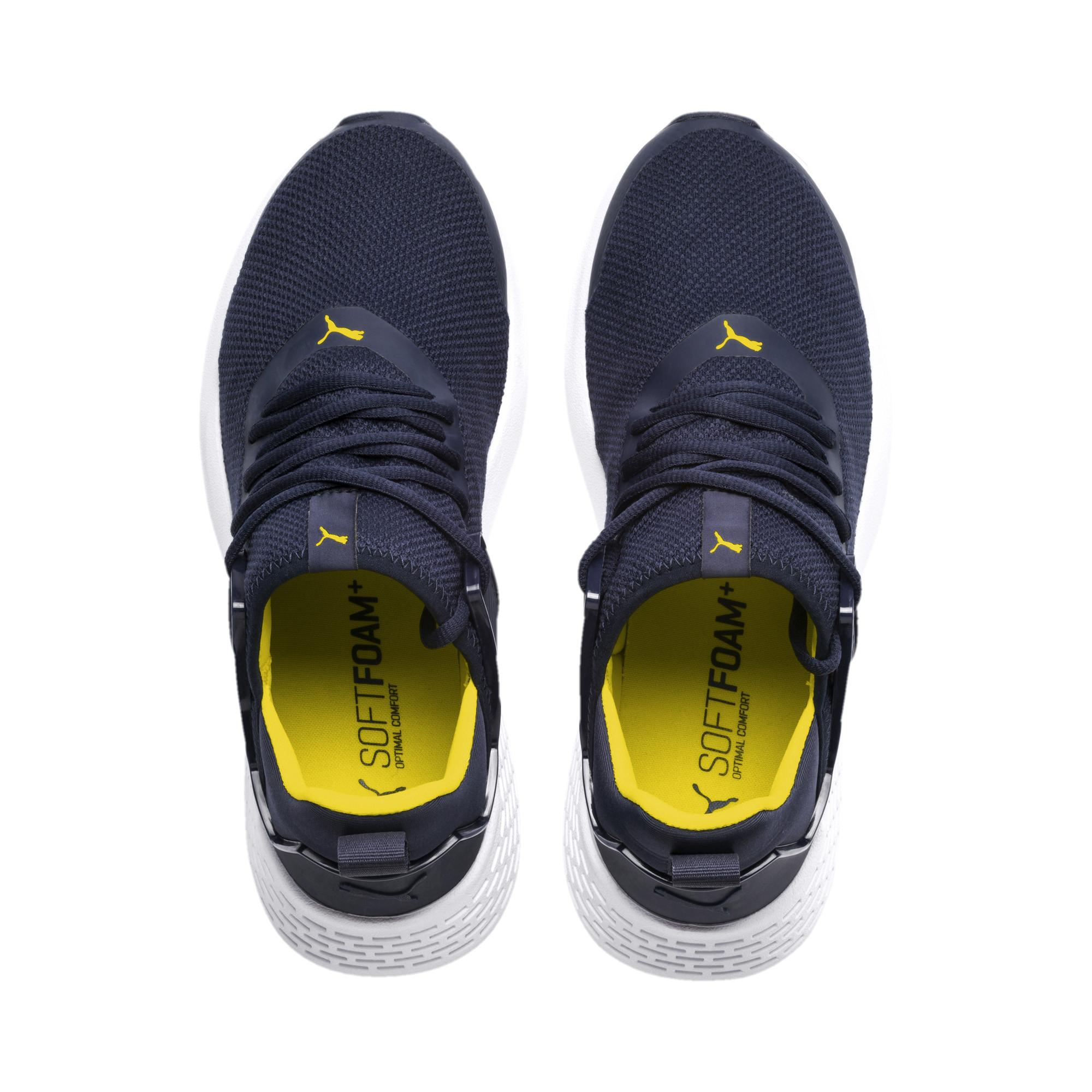 04642f54 PUMA Blue Insurge Mesh Sneakers for men