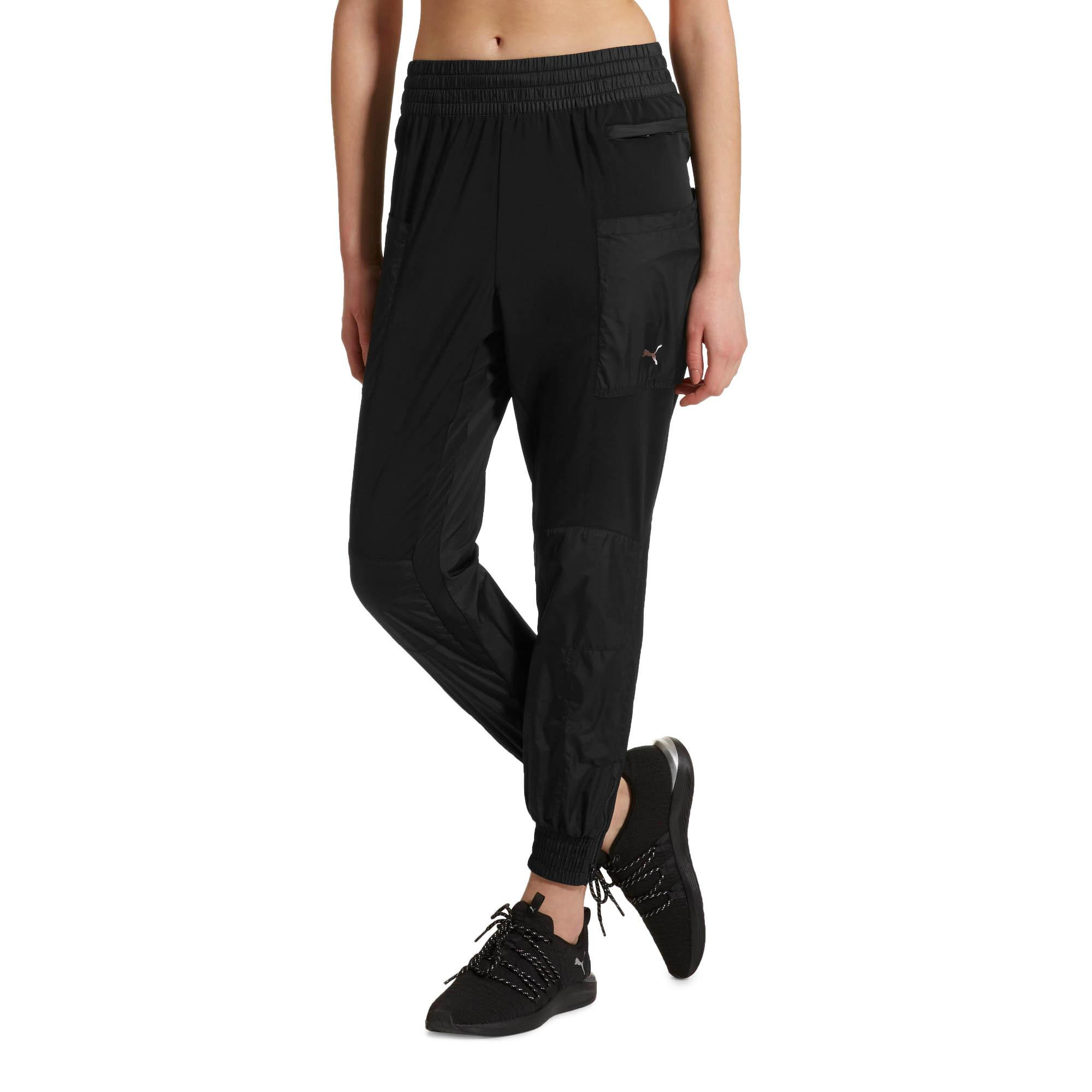 olika design ankommer försäljning PUMA Synthetic Cosmic Trailblazer Women's Pants in Black - Lyst