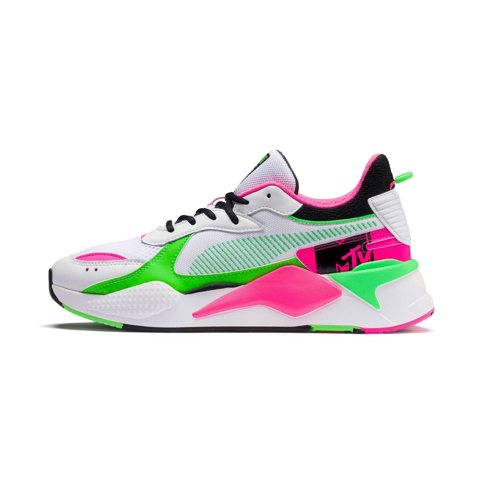 usa cheap sale pick up release date: Rs-x Tracks Mtv Bold Sneakers