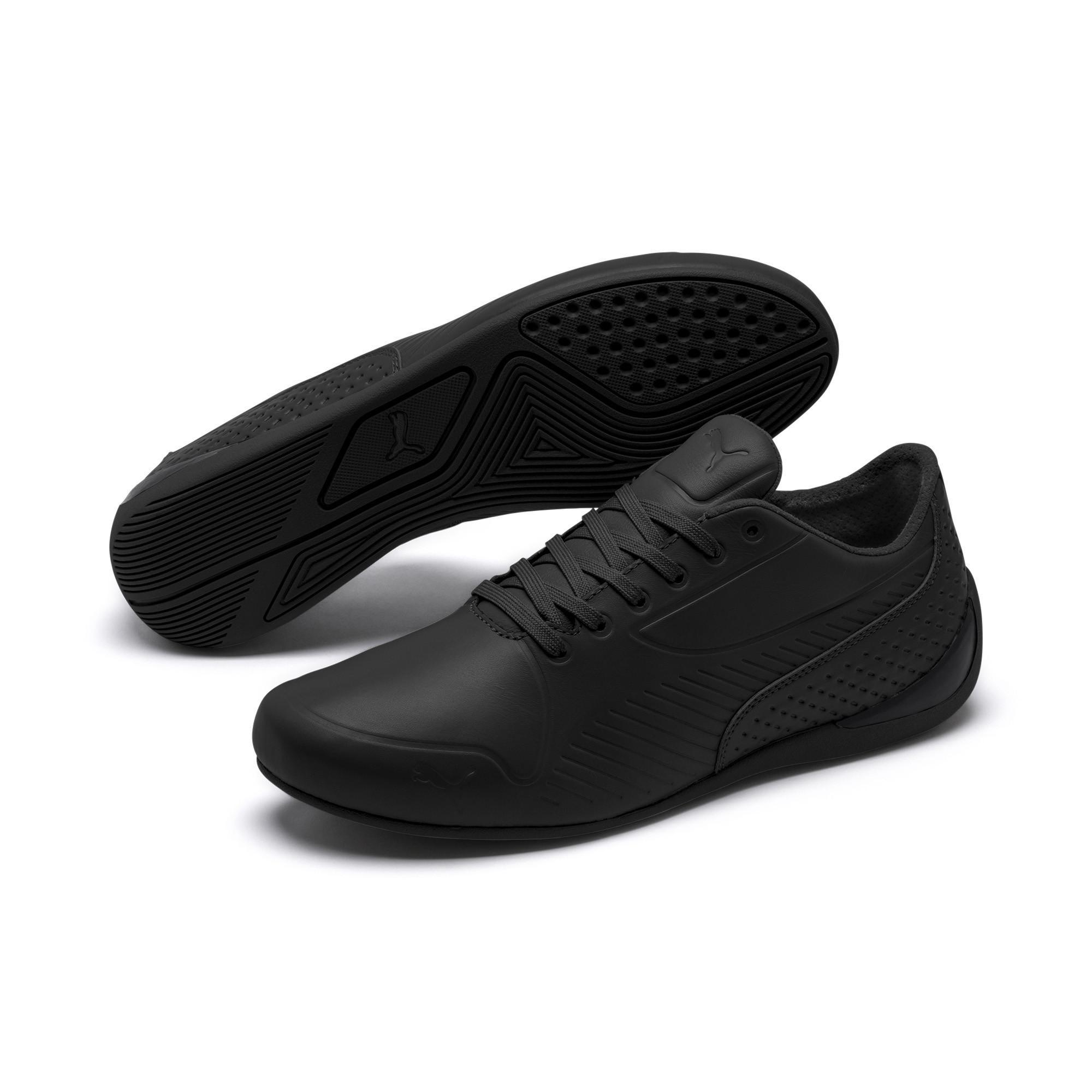 f875dc5344 PUMA Black Scuderia Ferrari Drift Cat 7 Ultra Men's Shoes for men