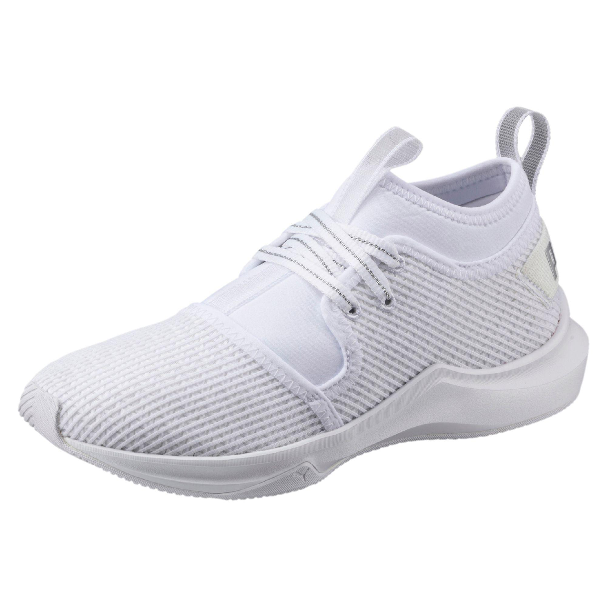 b236654252d6 Lyst - PUMA Phenom Low En Pointe Women s Running Shoes in White