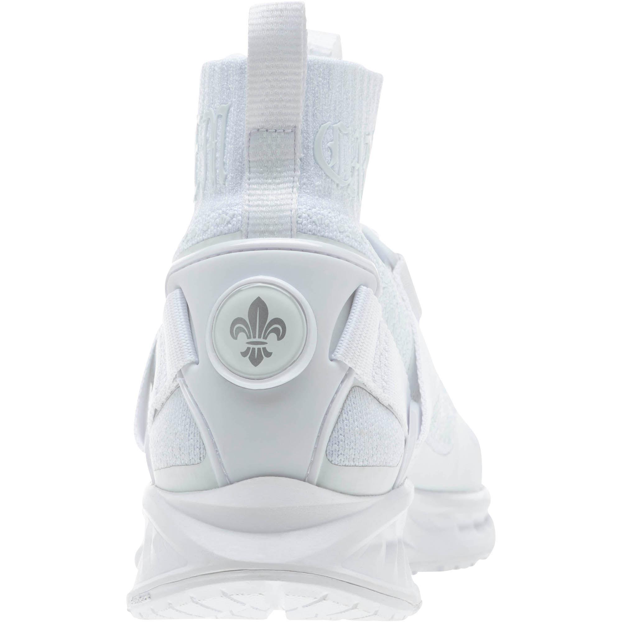 super popular 33d29 5d442 White Ignite Evoknit En Noir Men's Training Shoes