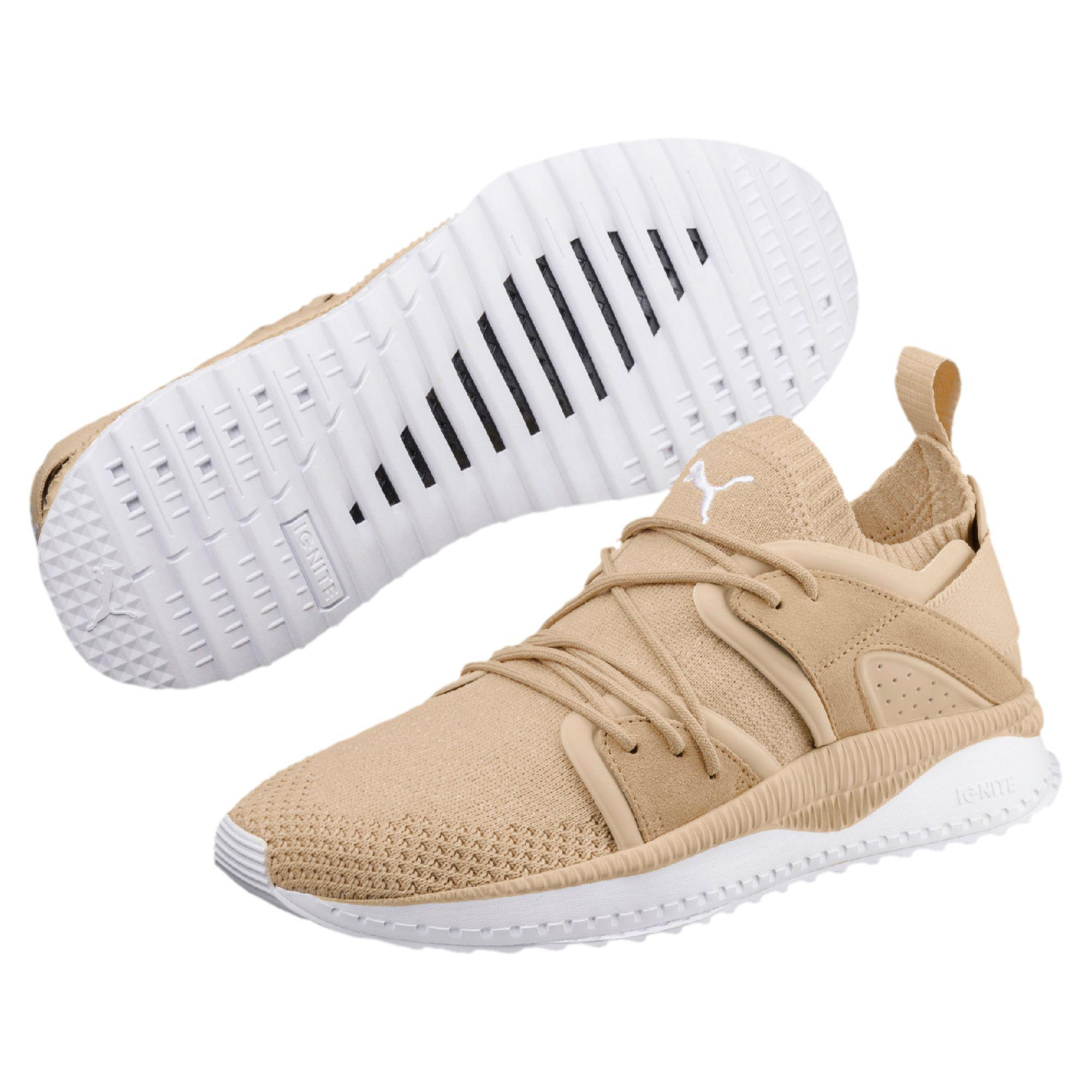 b97a3b09a191 Lyst - PUMA Tsugi Blaze Evoknit Sneakers in White for Men