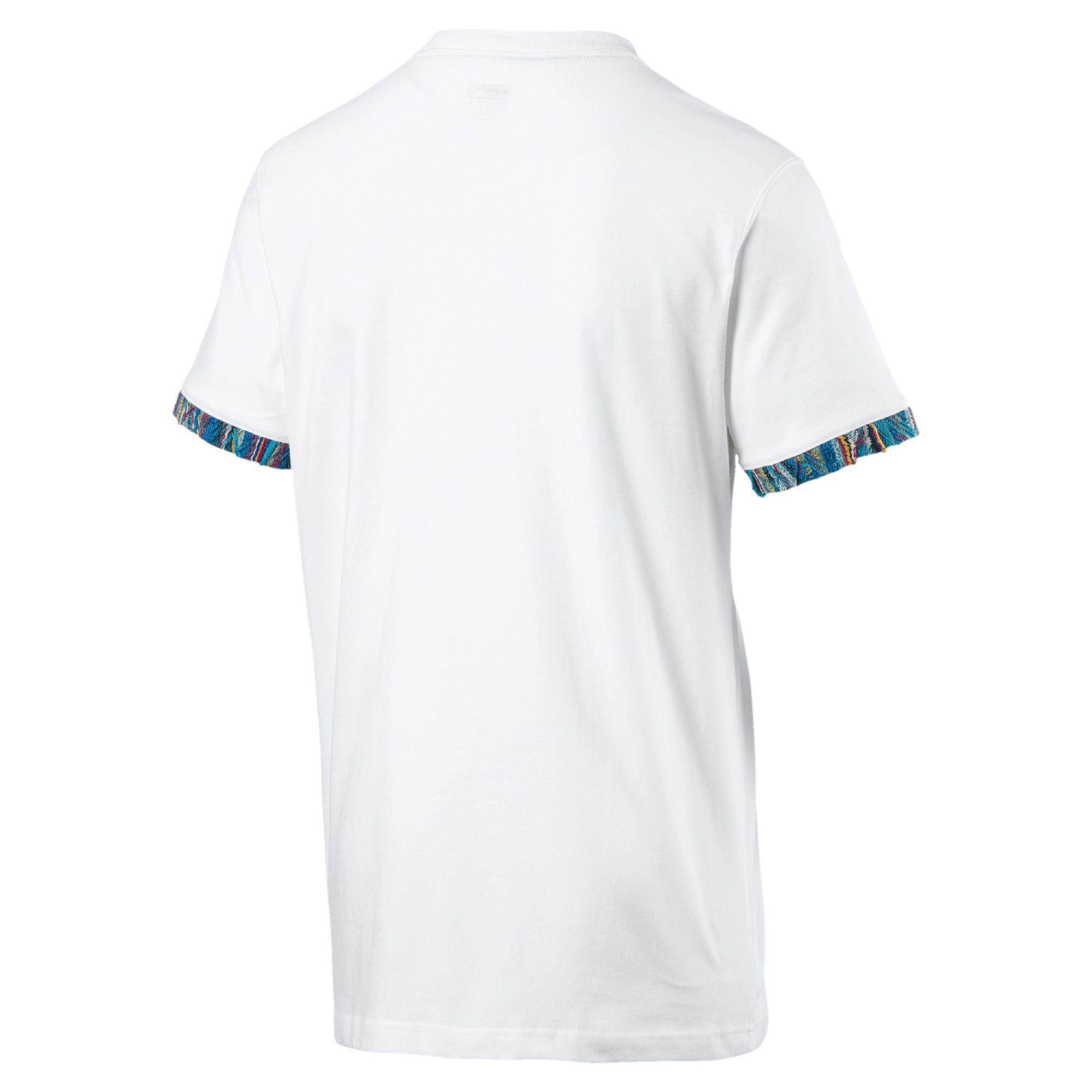 b12d561c190 ... Lyst PUMA X Coogi Logo T shirt in Blue for Men Save View fullscreen  Source · Puma X Coogi Sneaker Tongue Printed Black Tee Shirt Mens 2xl Ebay