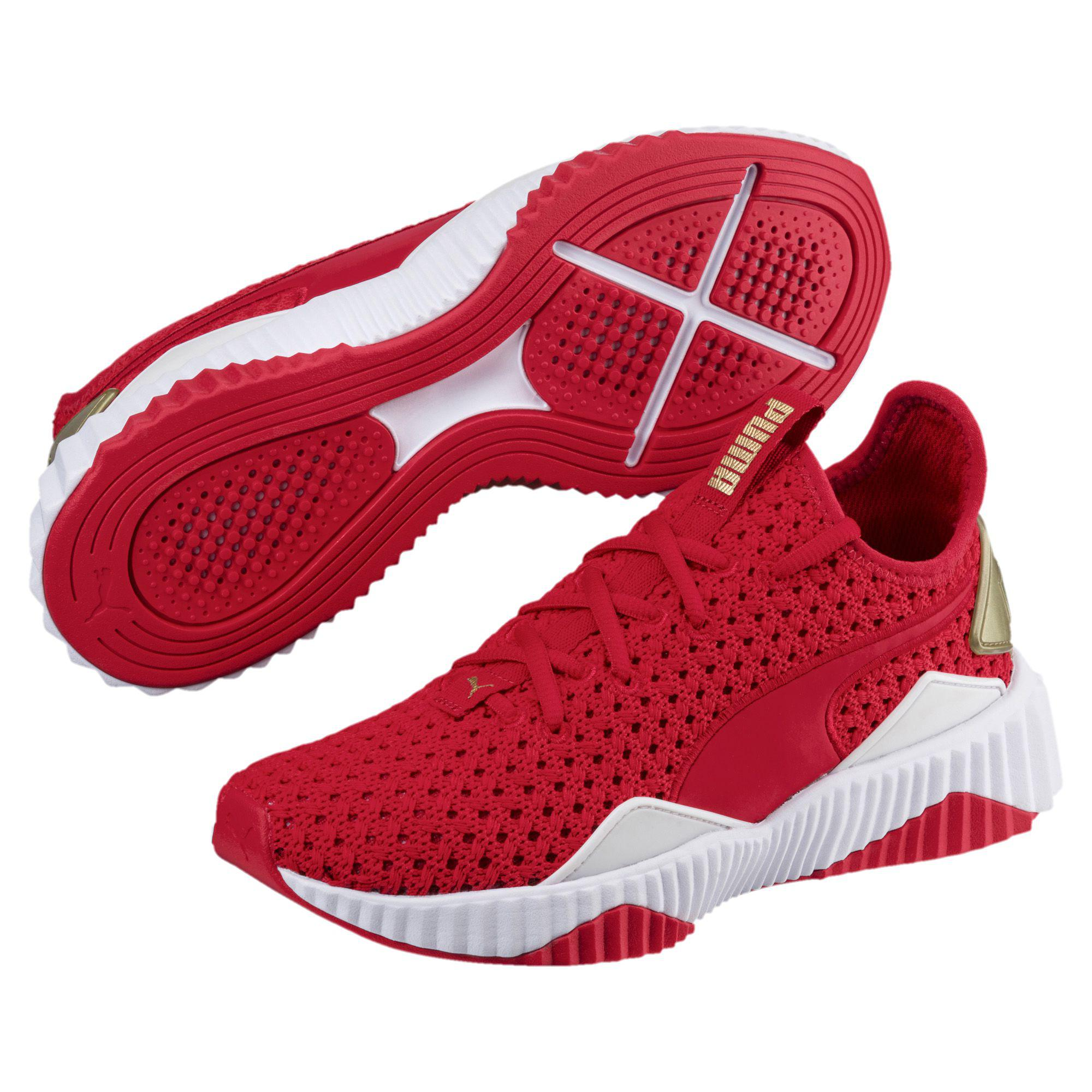 PUMA Defy Varsity Wn's Fitness Shoes in