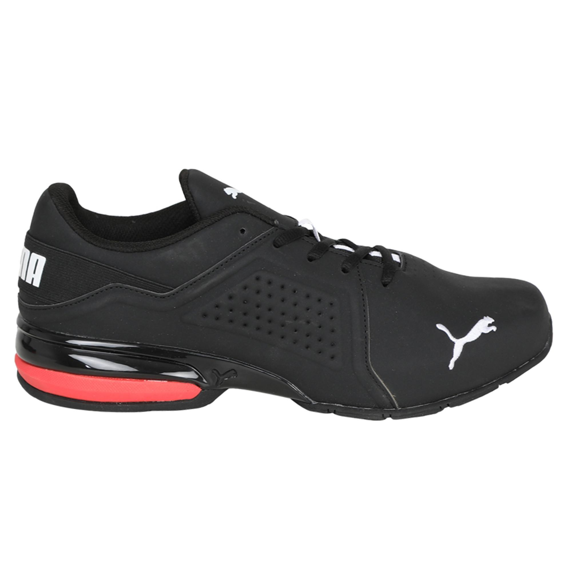 PUMA Viz Runner Men's Running Shoes in Black for Men - Lyst