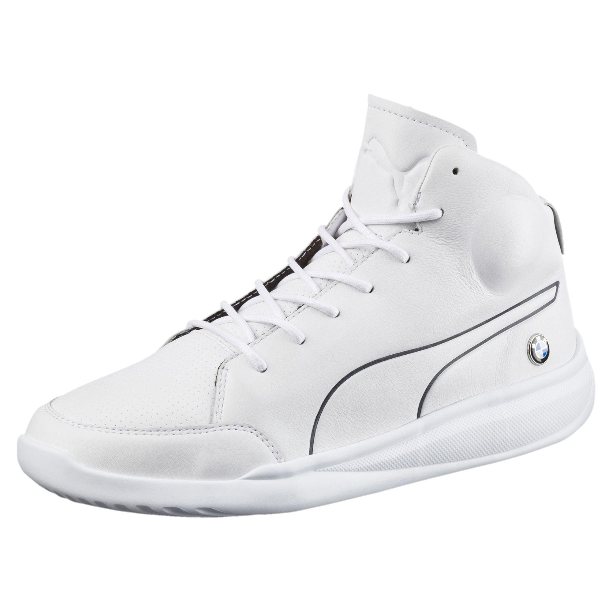 puma bmw shoes high tops