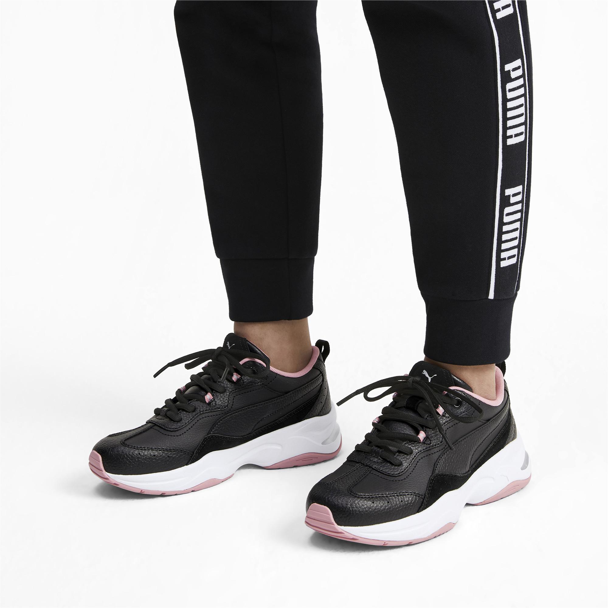PUMA Leather Cilia Lux Women's Sneakers