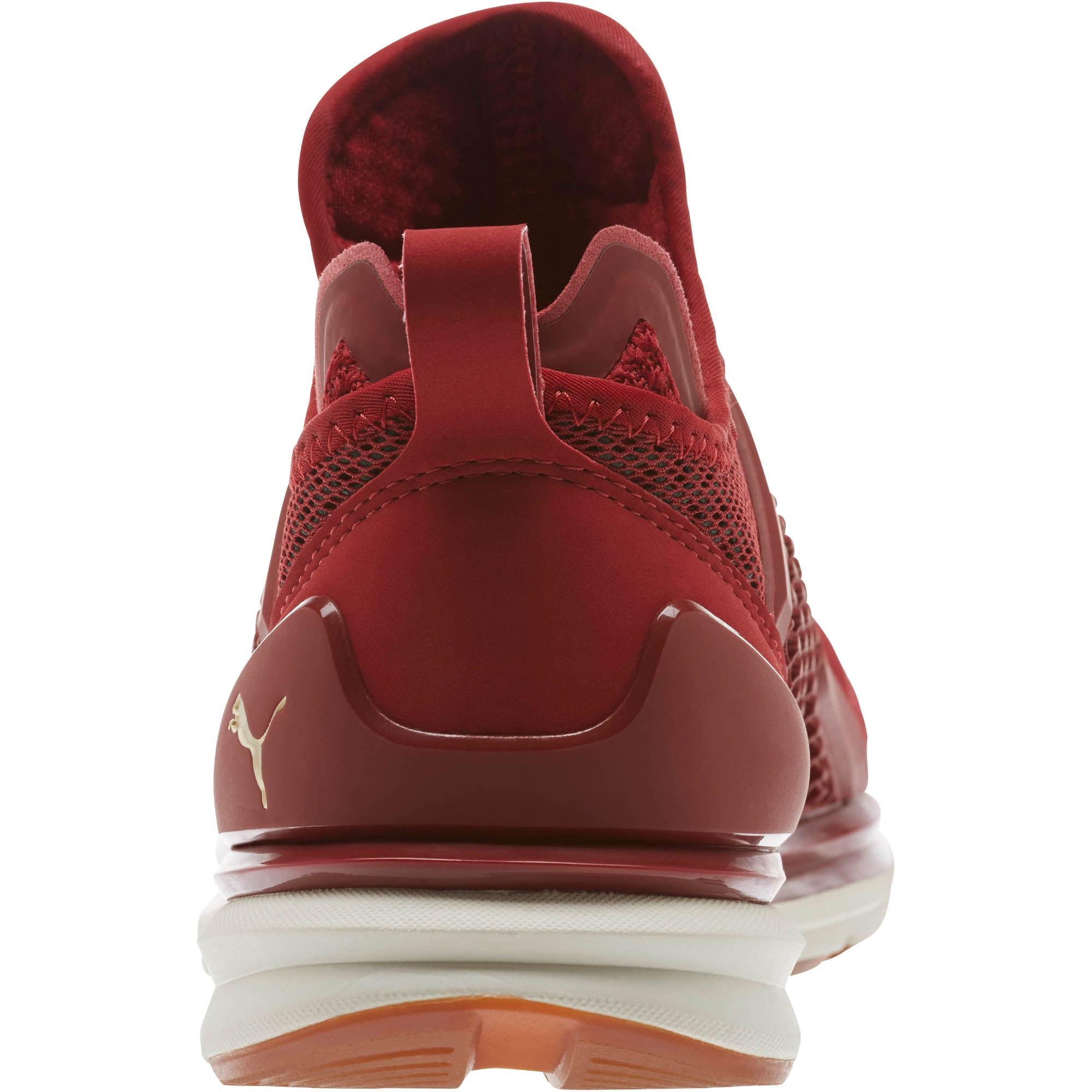 new style 13782 d3727 PUMA Red Ignite Limitless Weave Women's Running Shoes