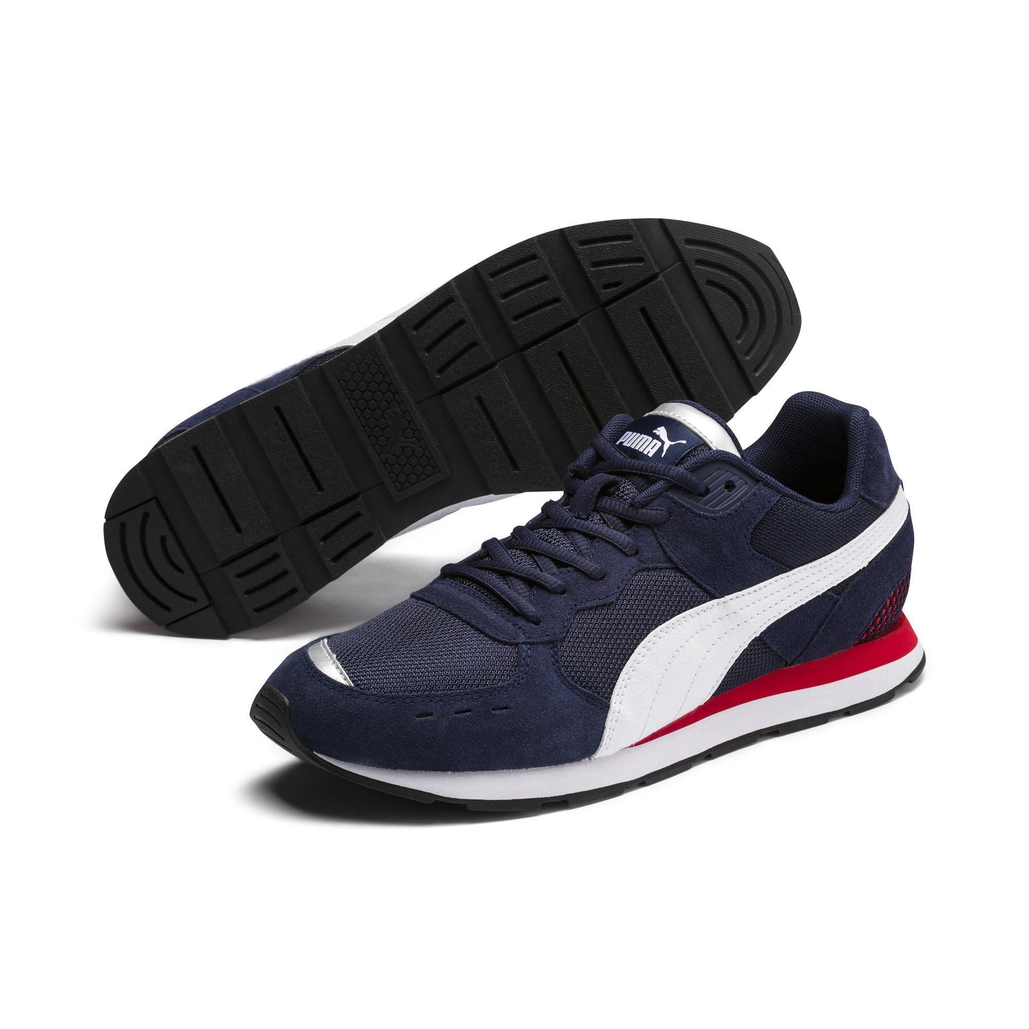 PUMA Vista Sneakers in Blue for Men - Lyst