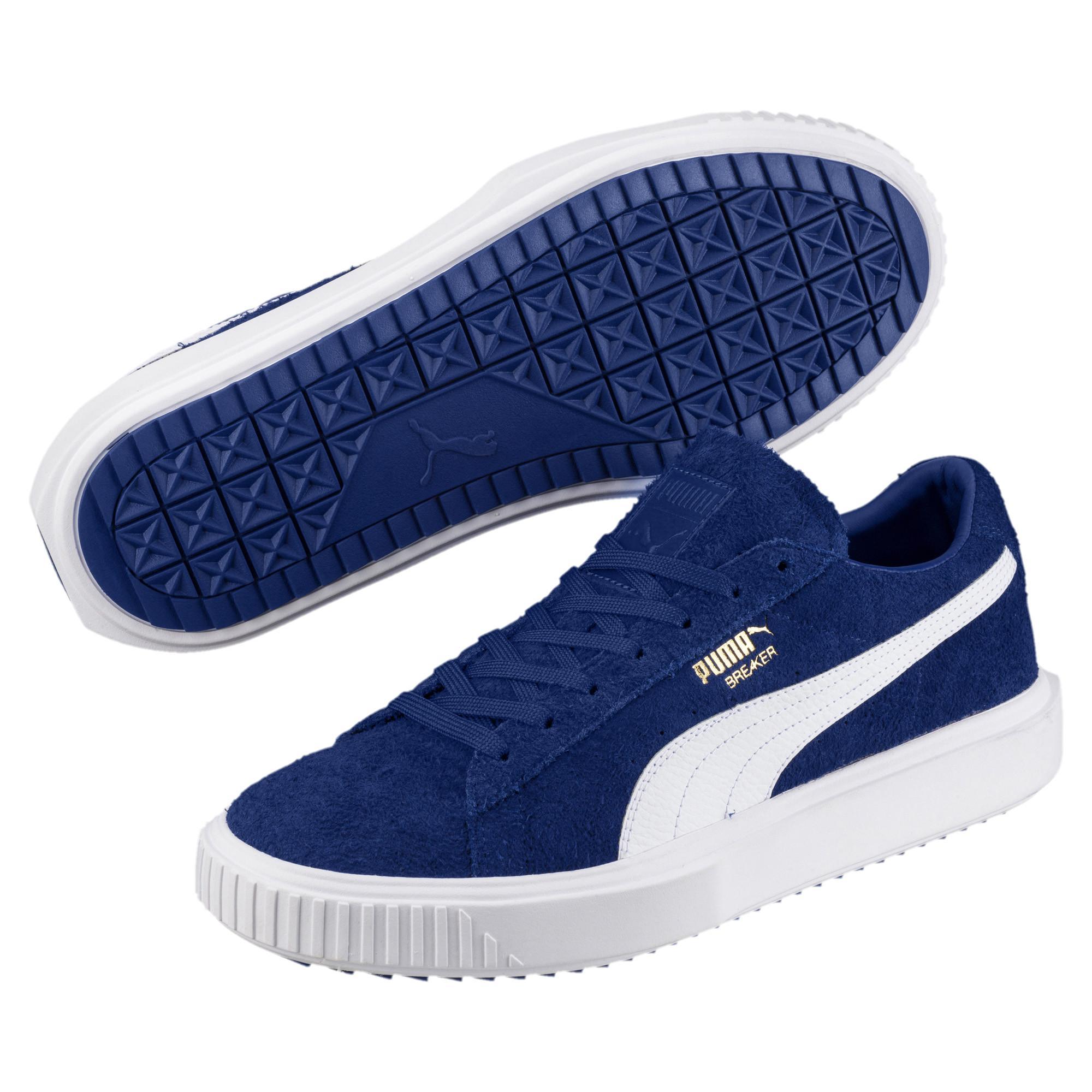 PUMA Suede Breaker Evolution Sneakers