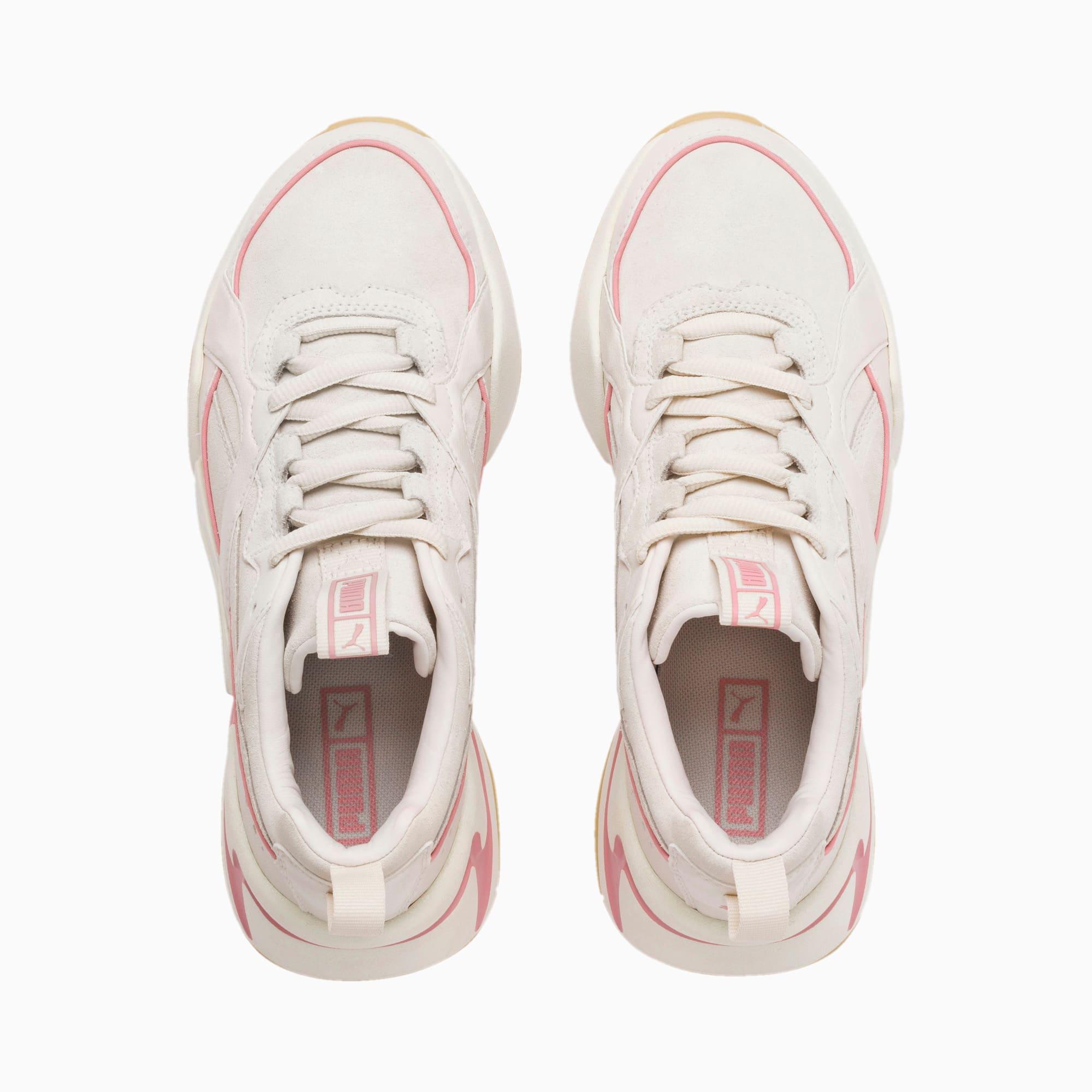 Respectivamente Marte Igualmente  PUMA Nova 2 Suede Women's Sneakers in White - Lyst