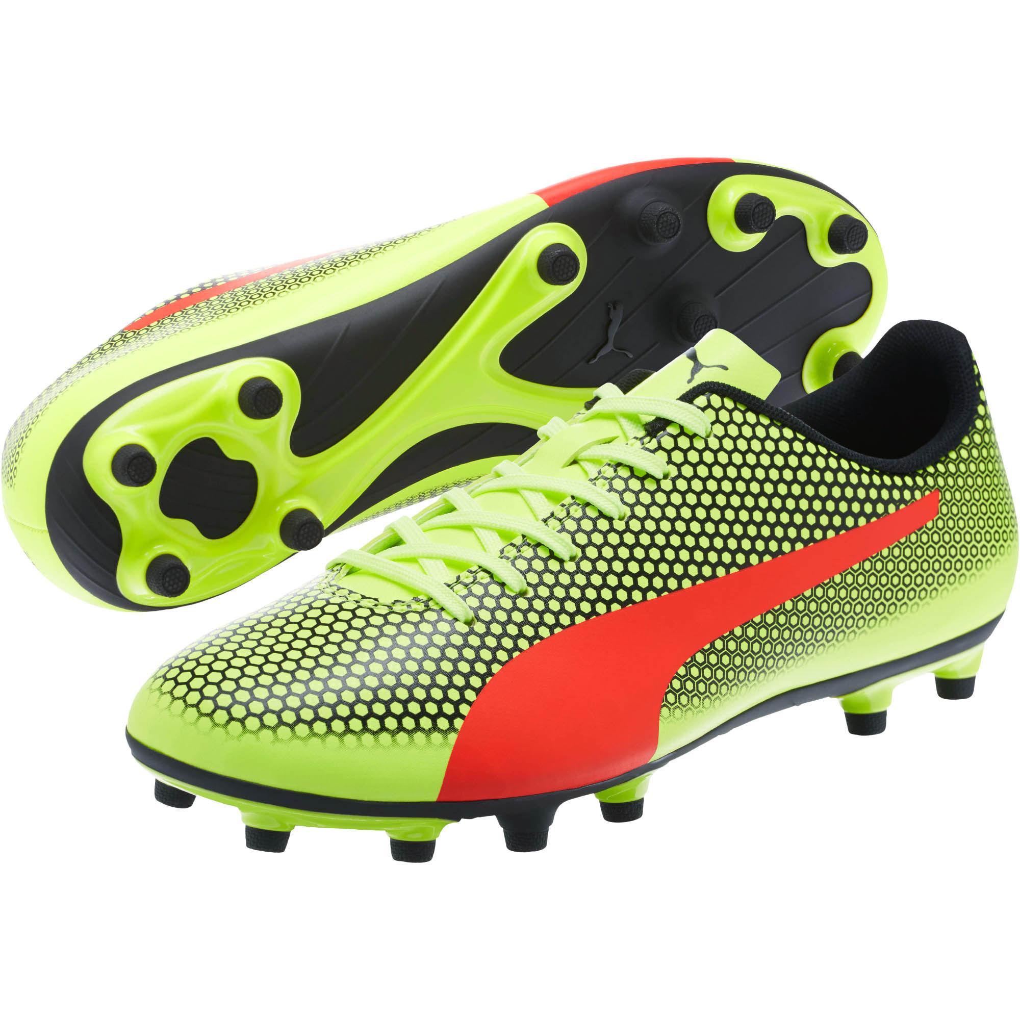 Lyst - PUMA Spirit Fg Firm Ground Men s Soccer Cleats in Green for Men 53865706f
