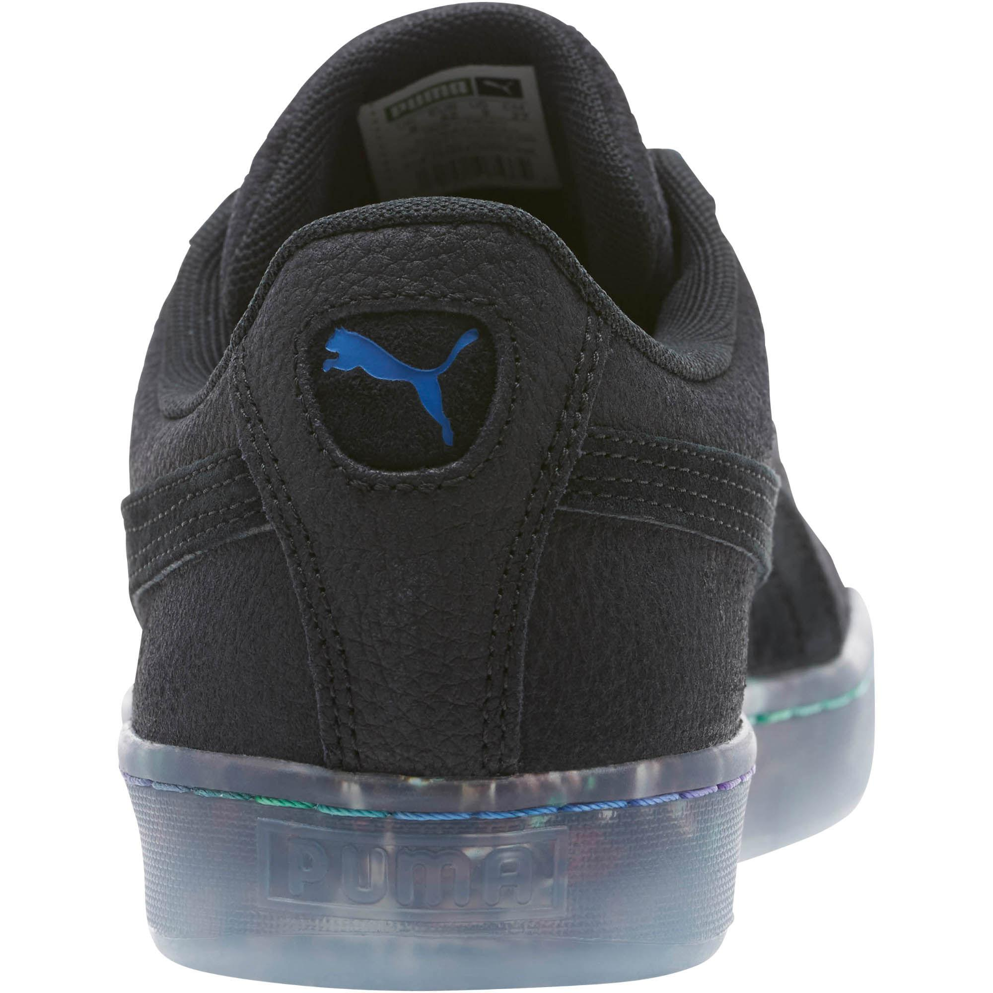 new concept 56cc4 4385d PUMA Multicolor Suede Classic V2 Aop Men's Sneakers for men