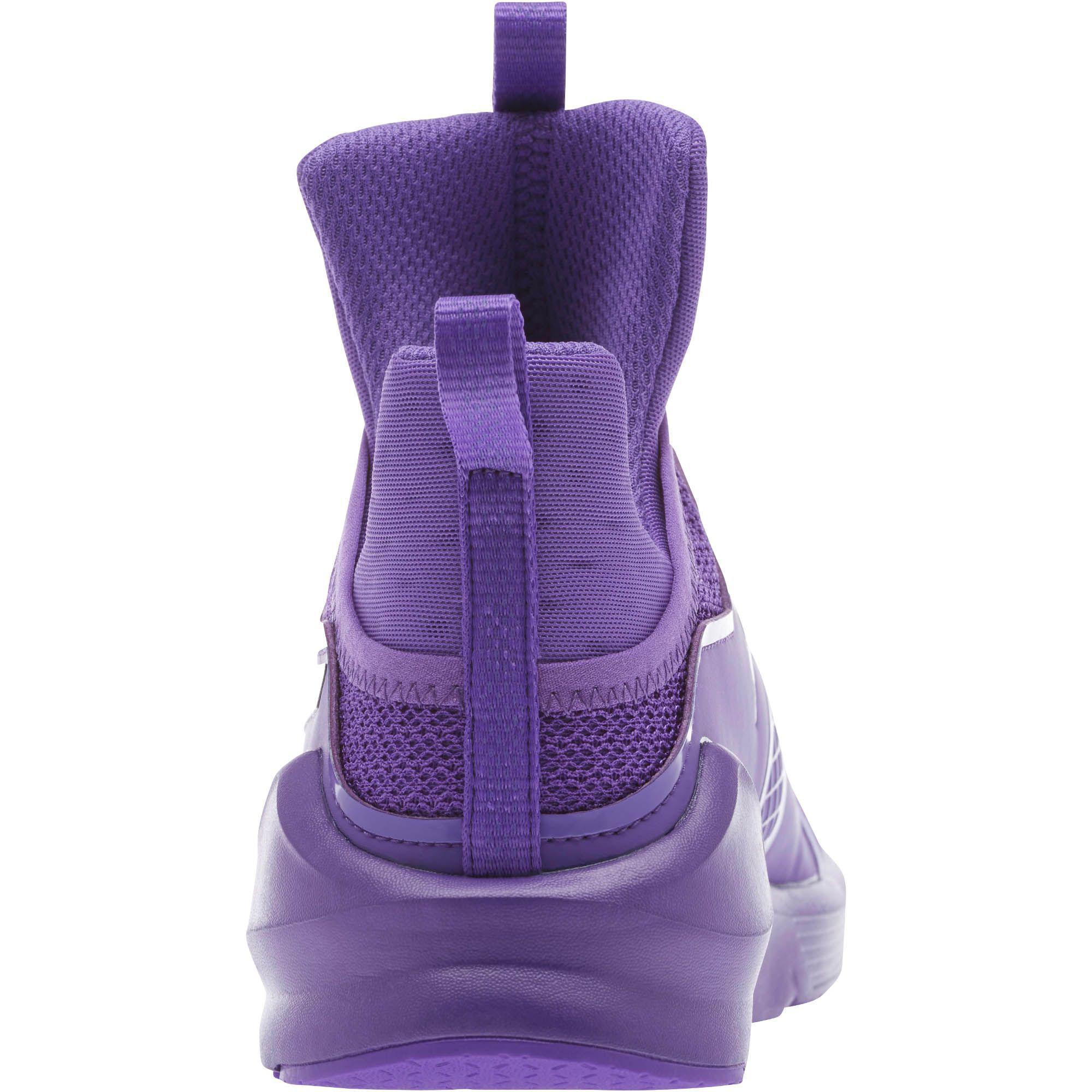 Lyst - PUMA Fierce Culture Surf Women s Training Shoes in Purple 23a37fa11