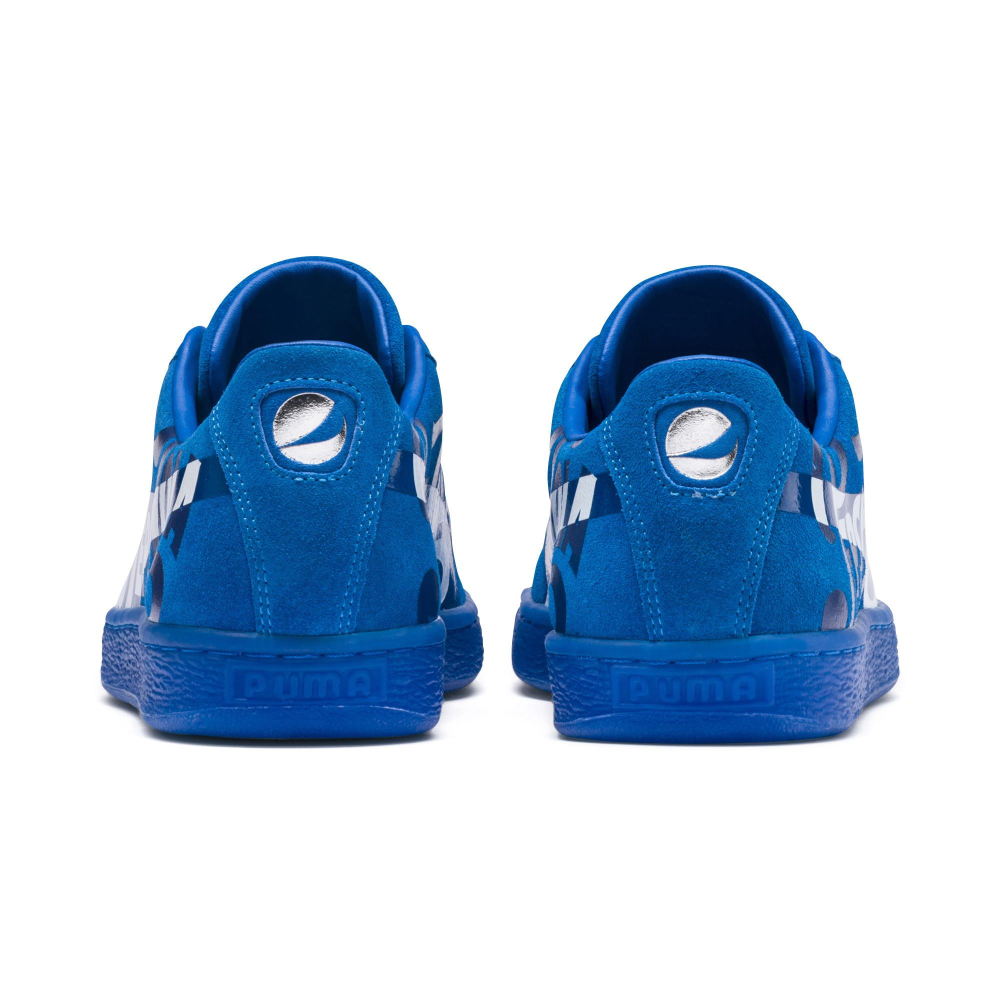 aa19ddcbafb Lyst - PUMA X Pepsi Suede Classic Sneakers in Blue for Men