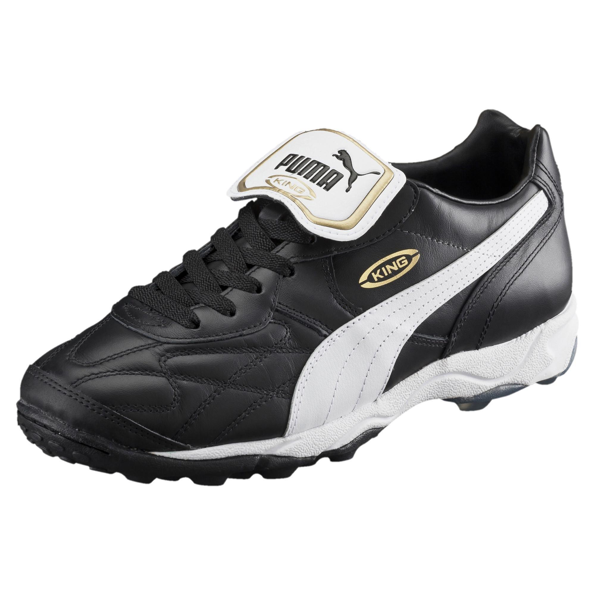 798b976f5e6c Lyst - PUMA Soccer Shoe King Allround Tt in Black for Men - Save 43%