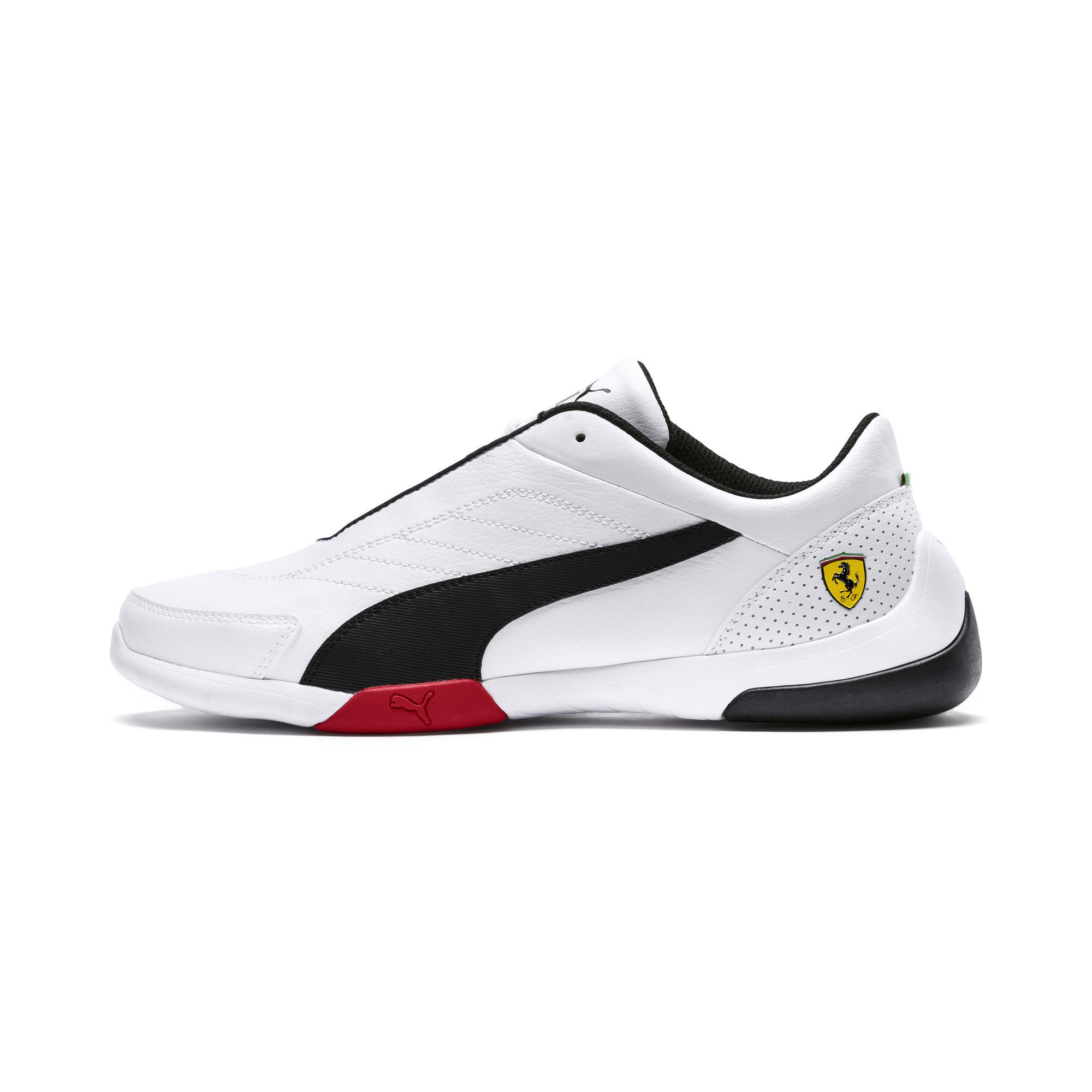 762282f10a9965 Lyst - PUMA Scuderia Ferrari Kart Cat Iii Sneakers in White for Men ...