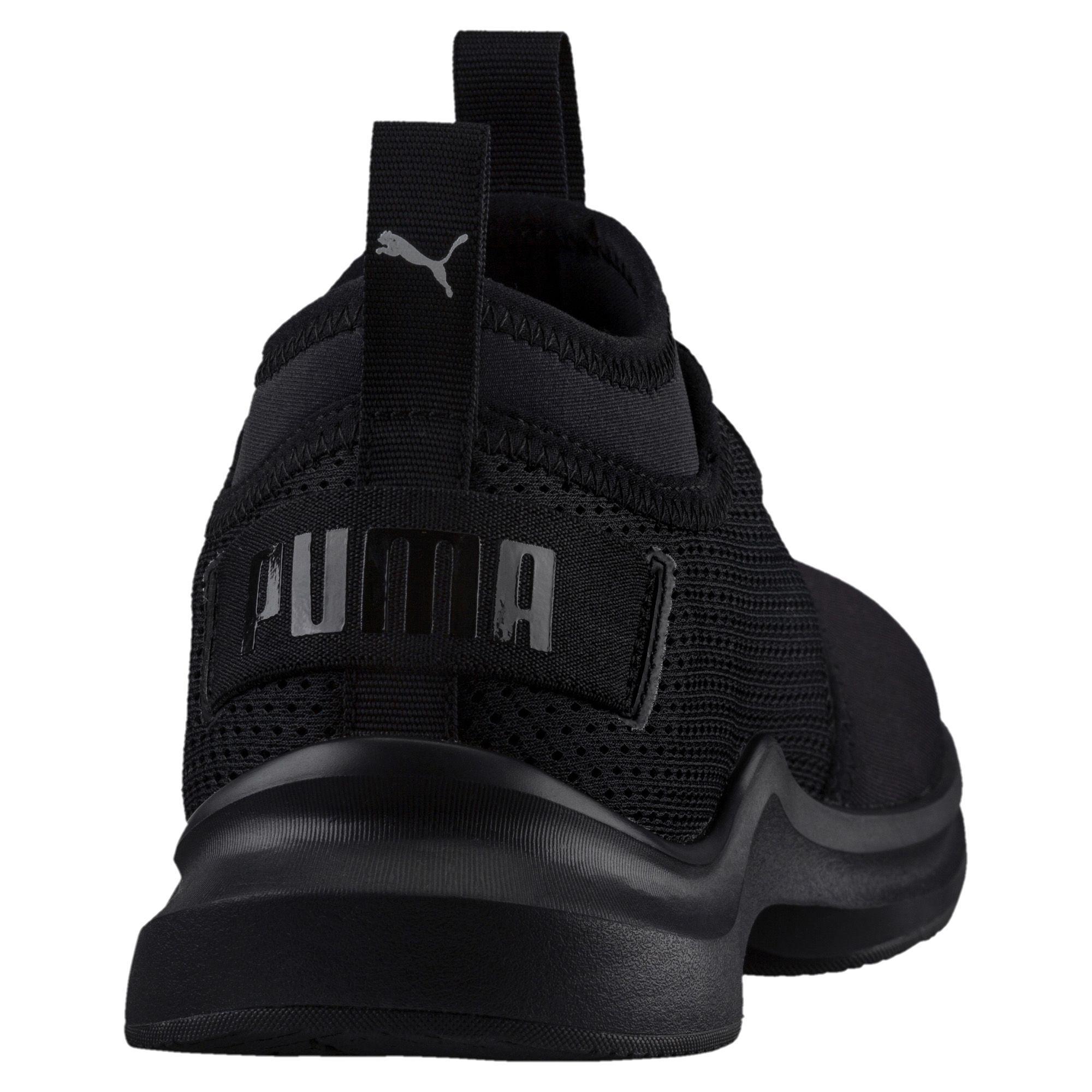 Lyst - PUMA Phenom Lo Women s Training Shoes in Black for Men b66308e10